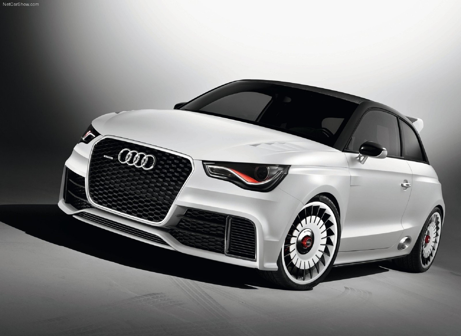 Audi A1 High Definition