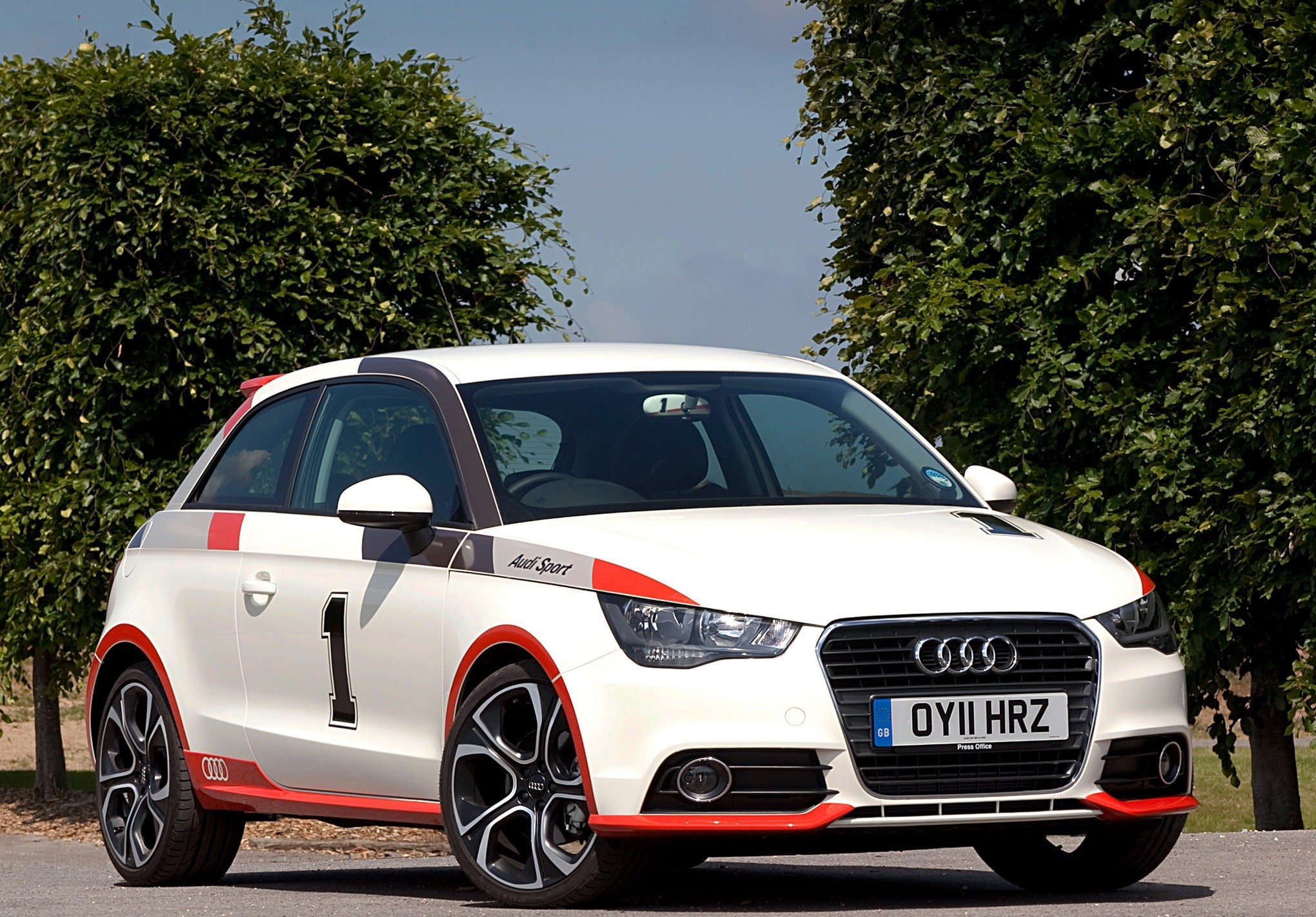 Audi A1 Laptop Wallpapers