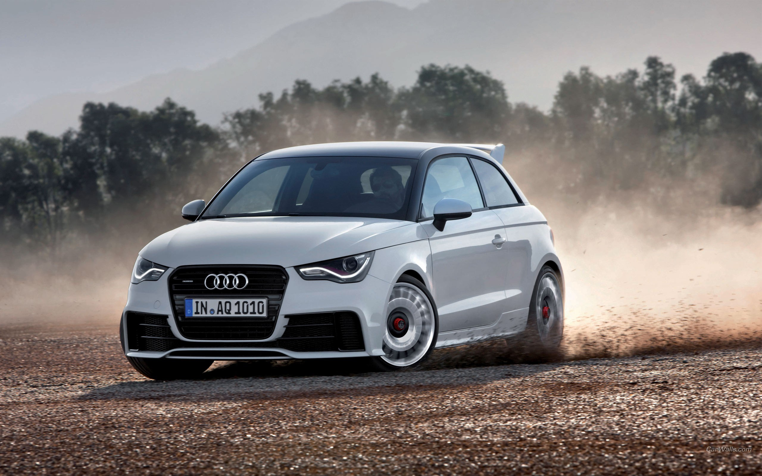 Audi A1 Wallpapers