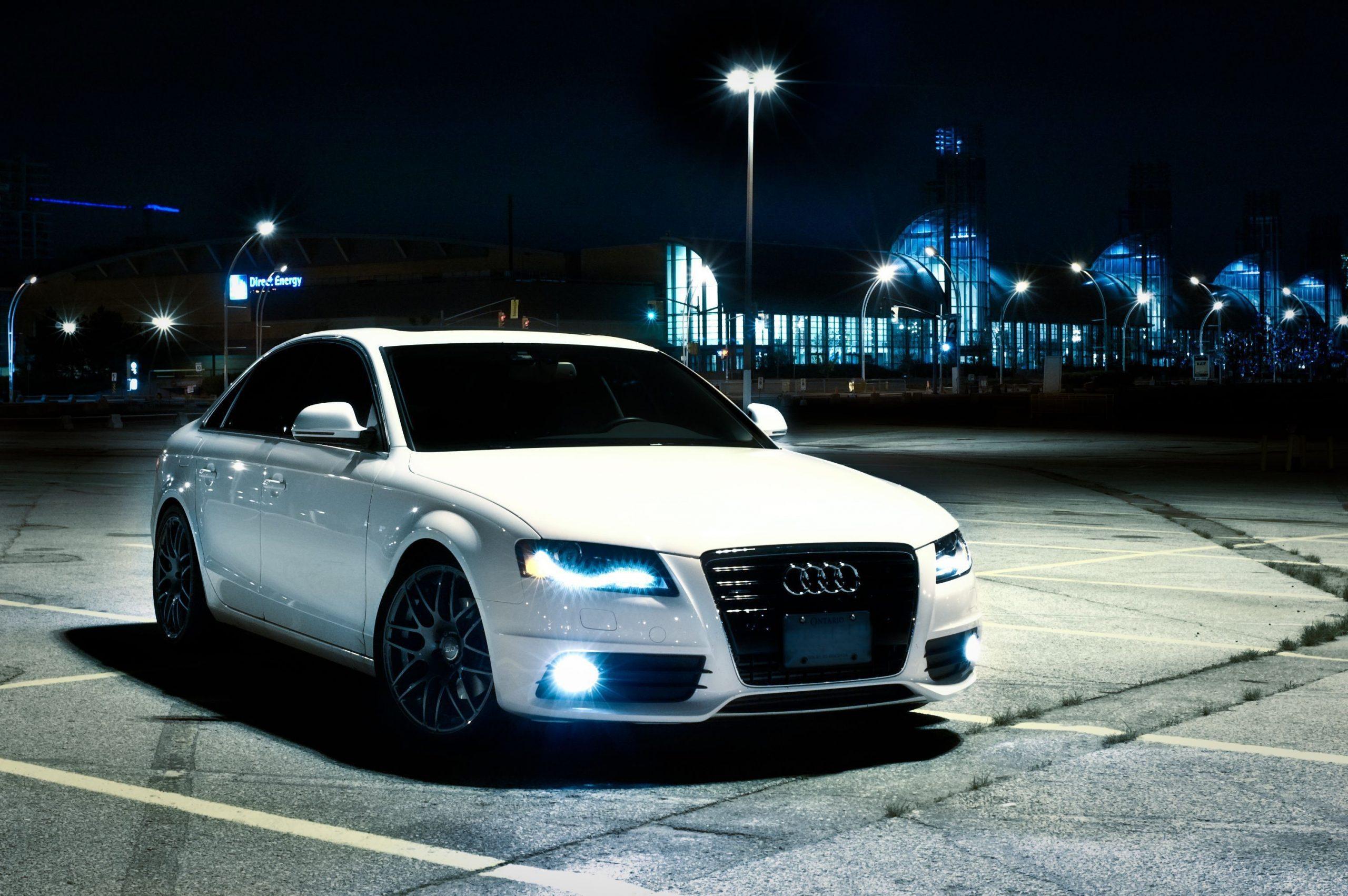 Audi A4 Background