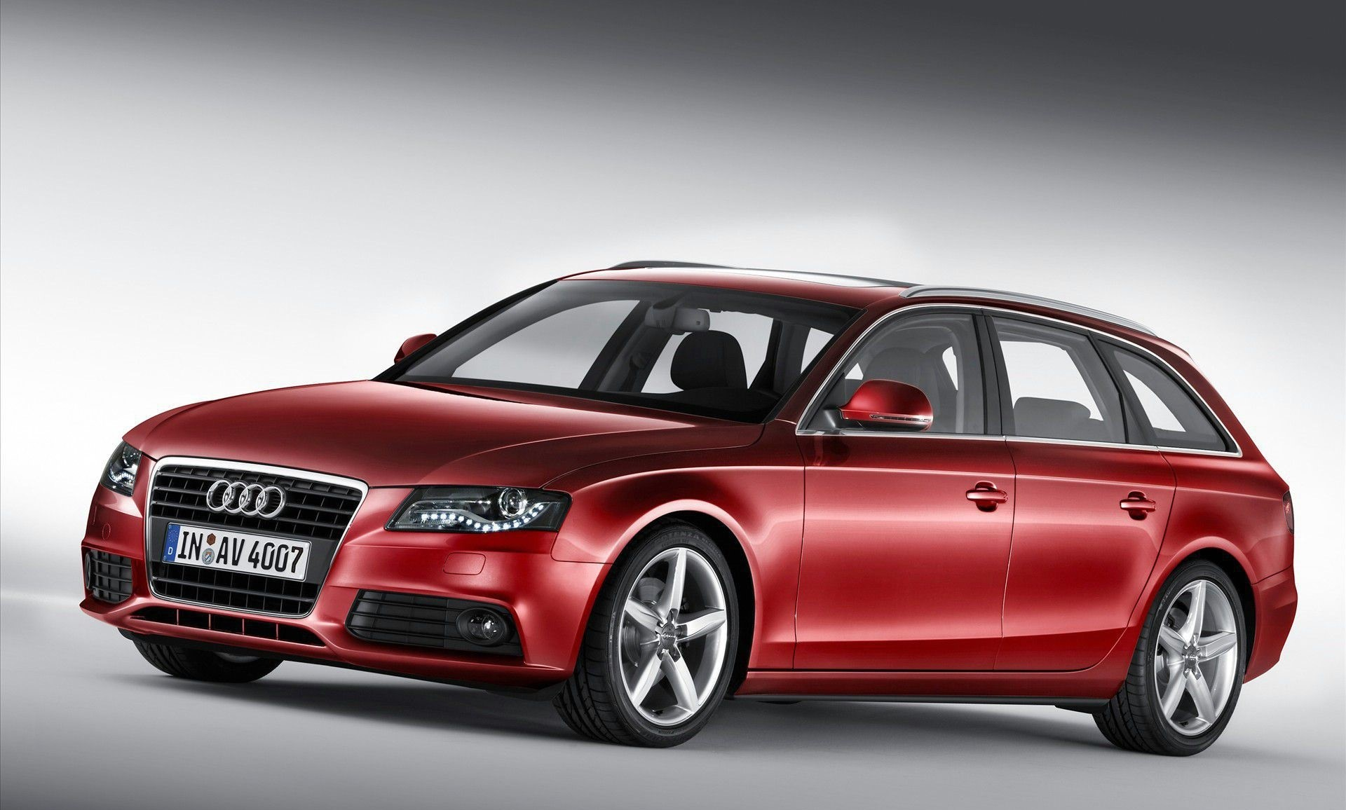 Audi A4 HD