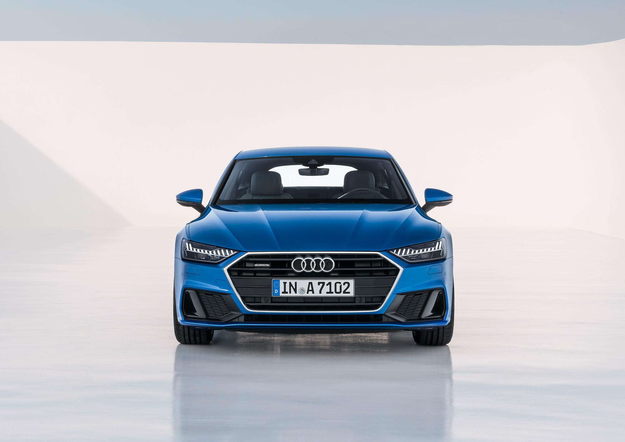 Audi A7 Background