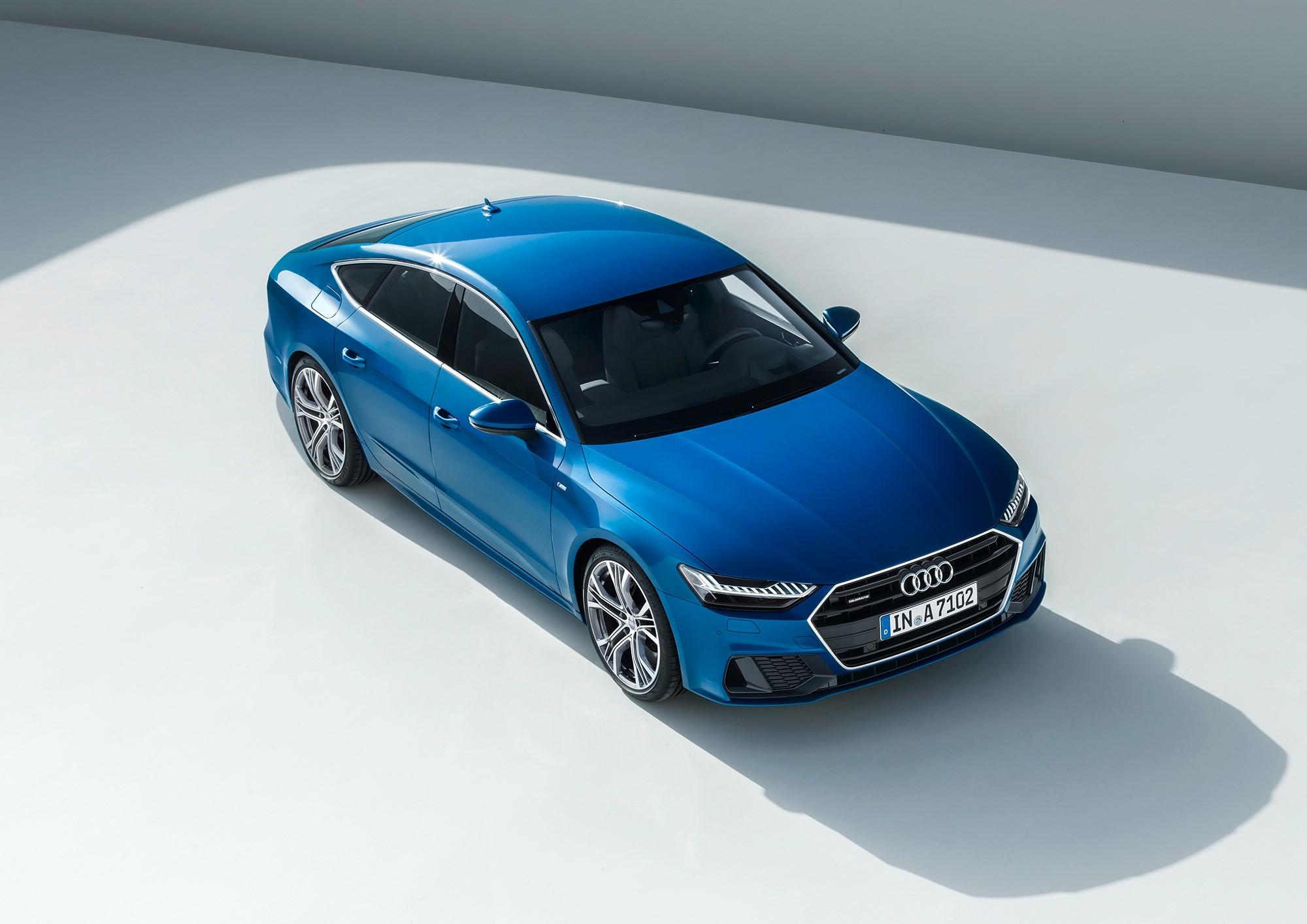 Audi A7 High Definition