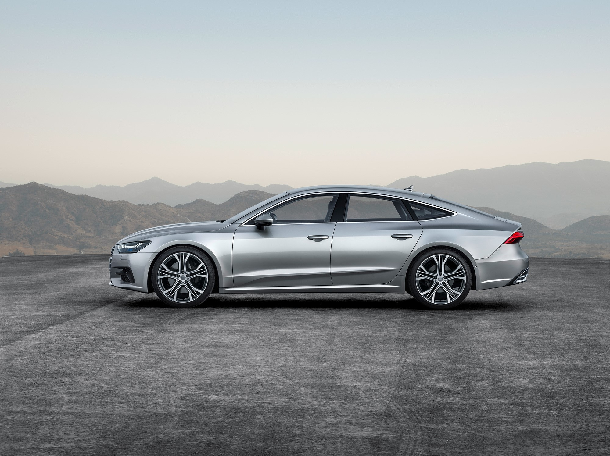 Audi A7 Wallpapers for Desktop
