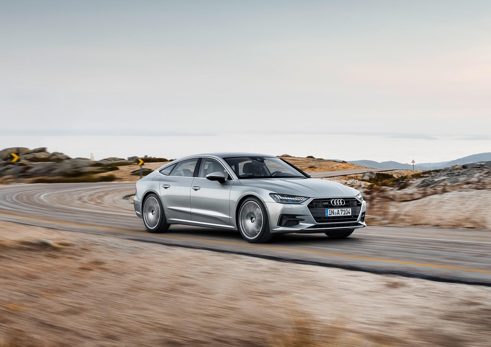 Audi A7 Windows Wallpapers