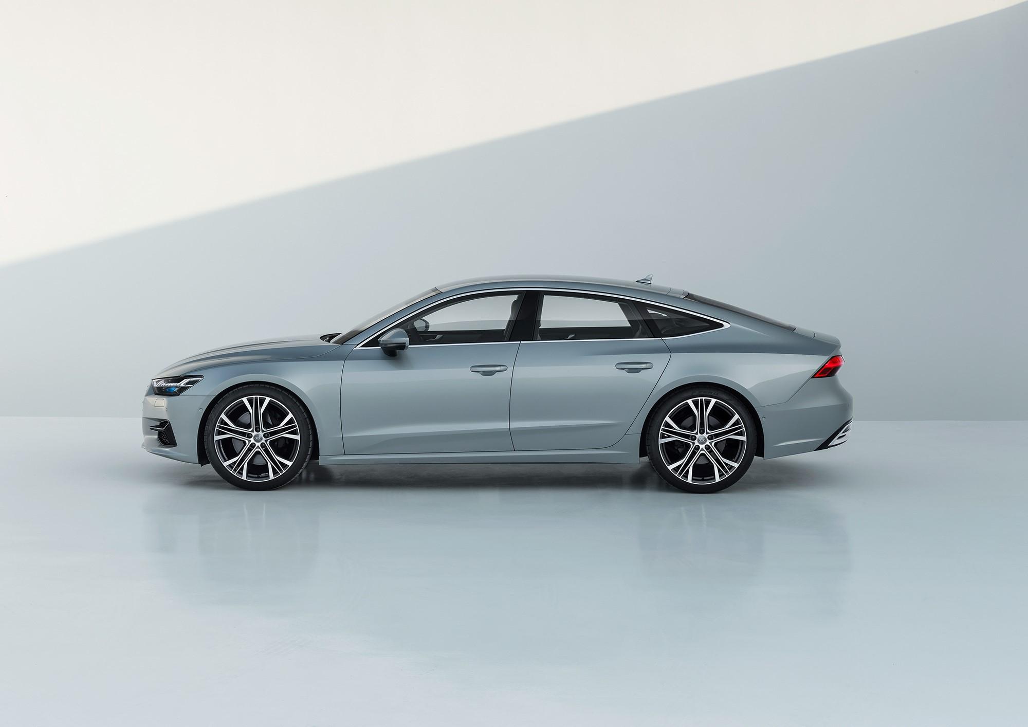 Audi A7 images