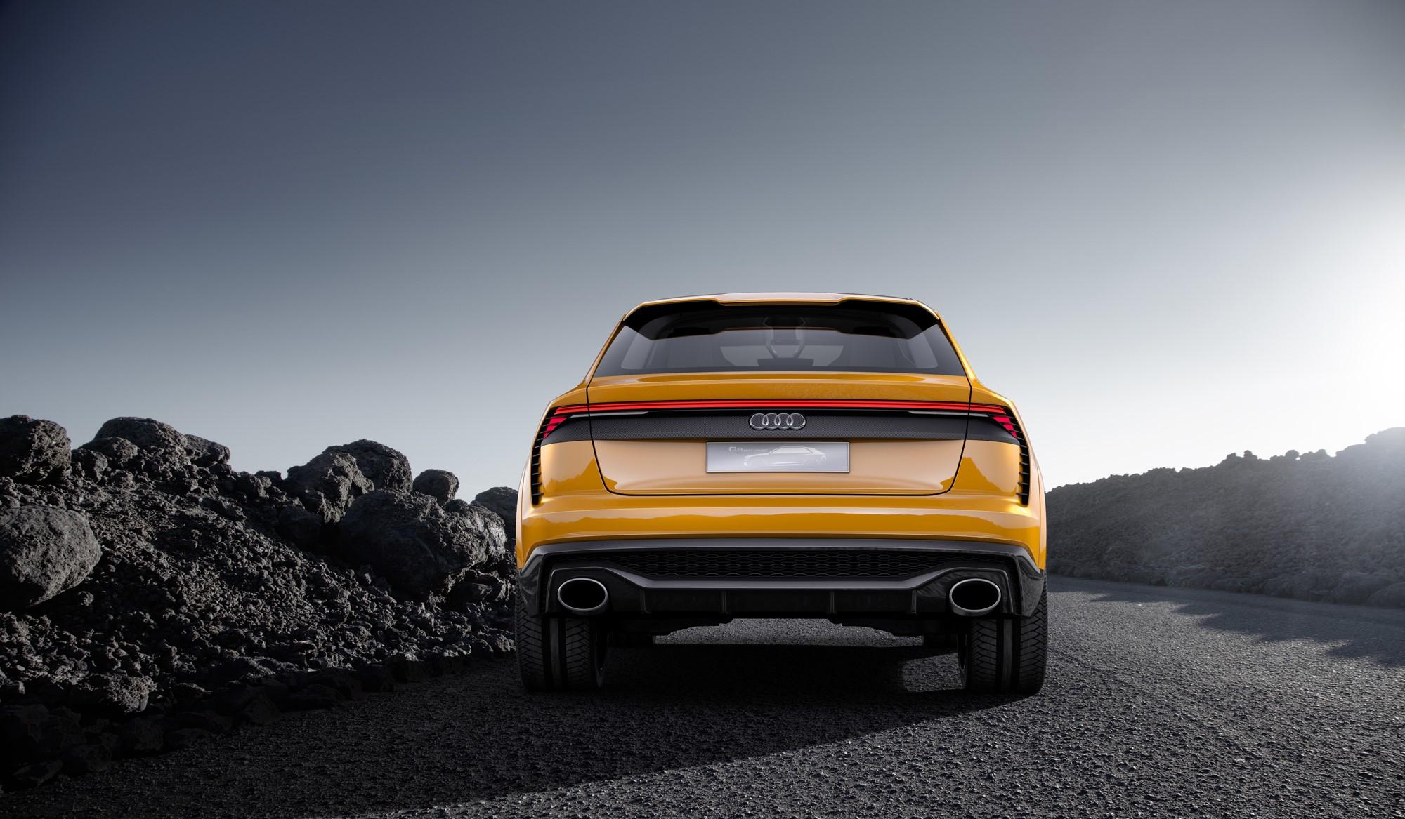 Audi Q8 Sport Wallpapers