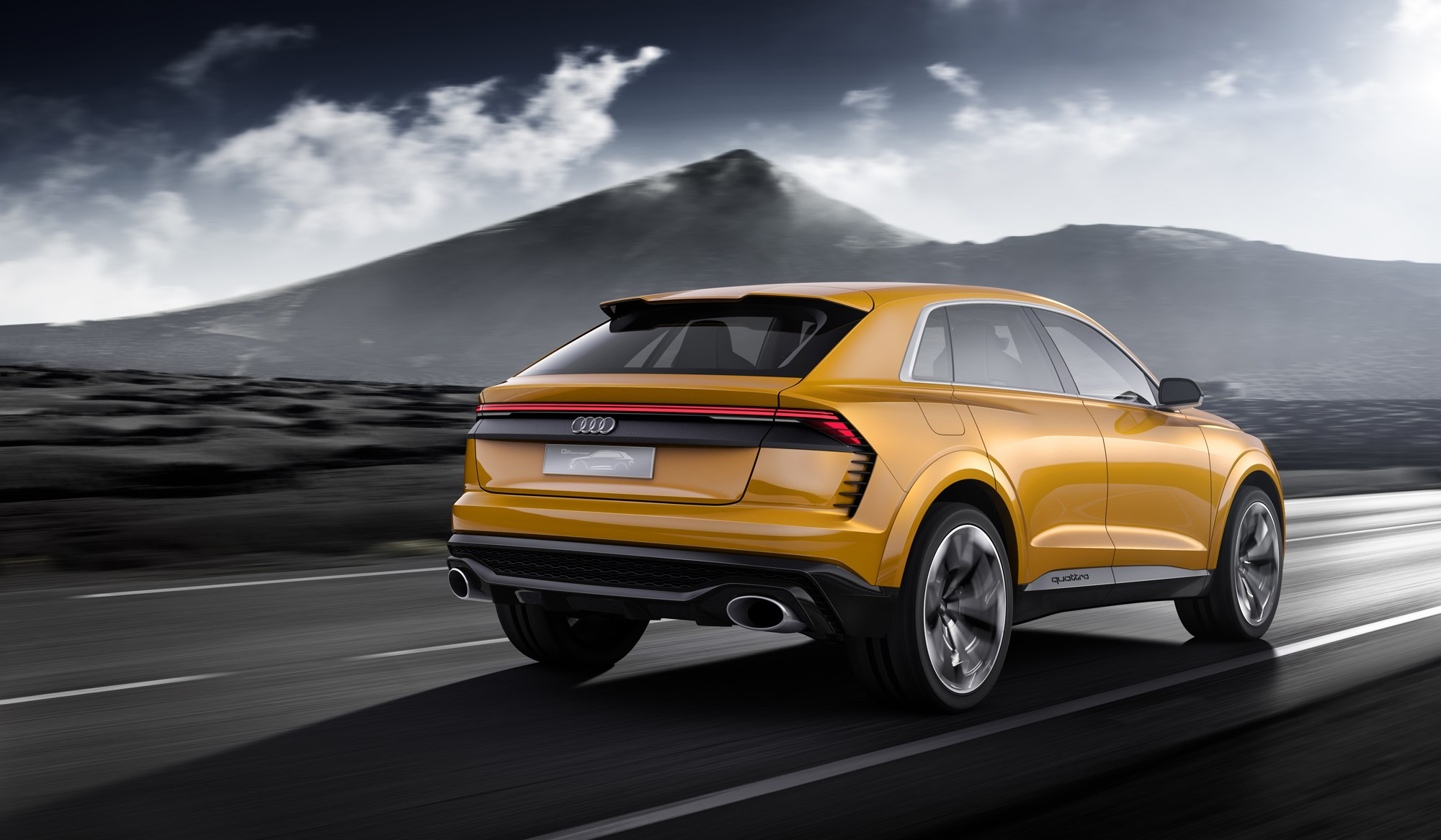 Audi Q8 Sport