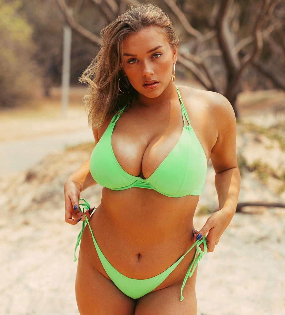 Avalon Hope Bikini Photos