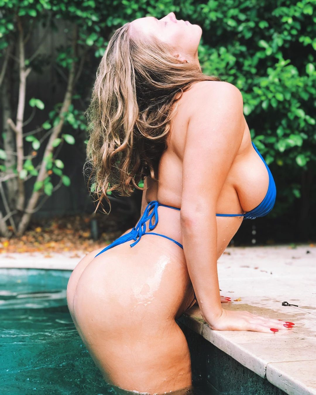 Avalon Hope Blue Bikini