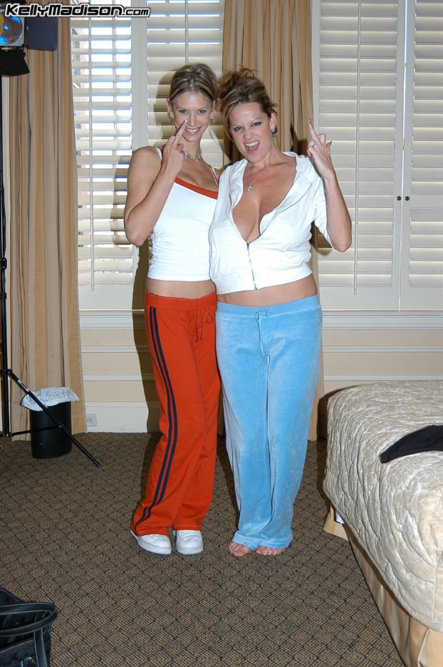 Brooke Banner and Kelly Madison 3