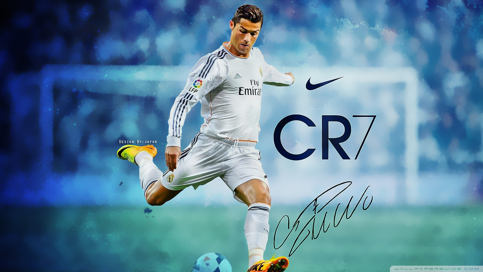 Cristiano Ronaldo Desktop Wallpapers