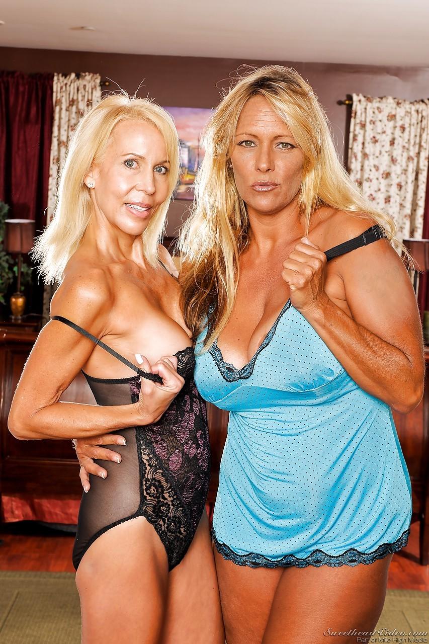 Debi Diamond and Erica Lauren 2