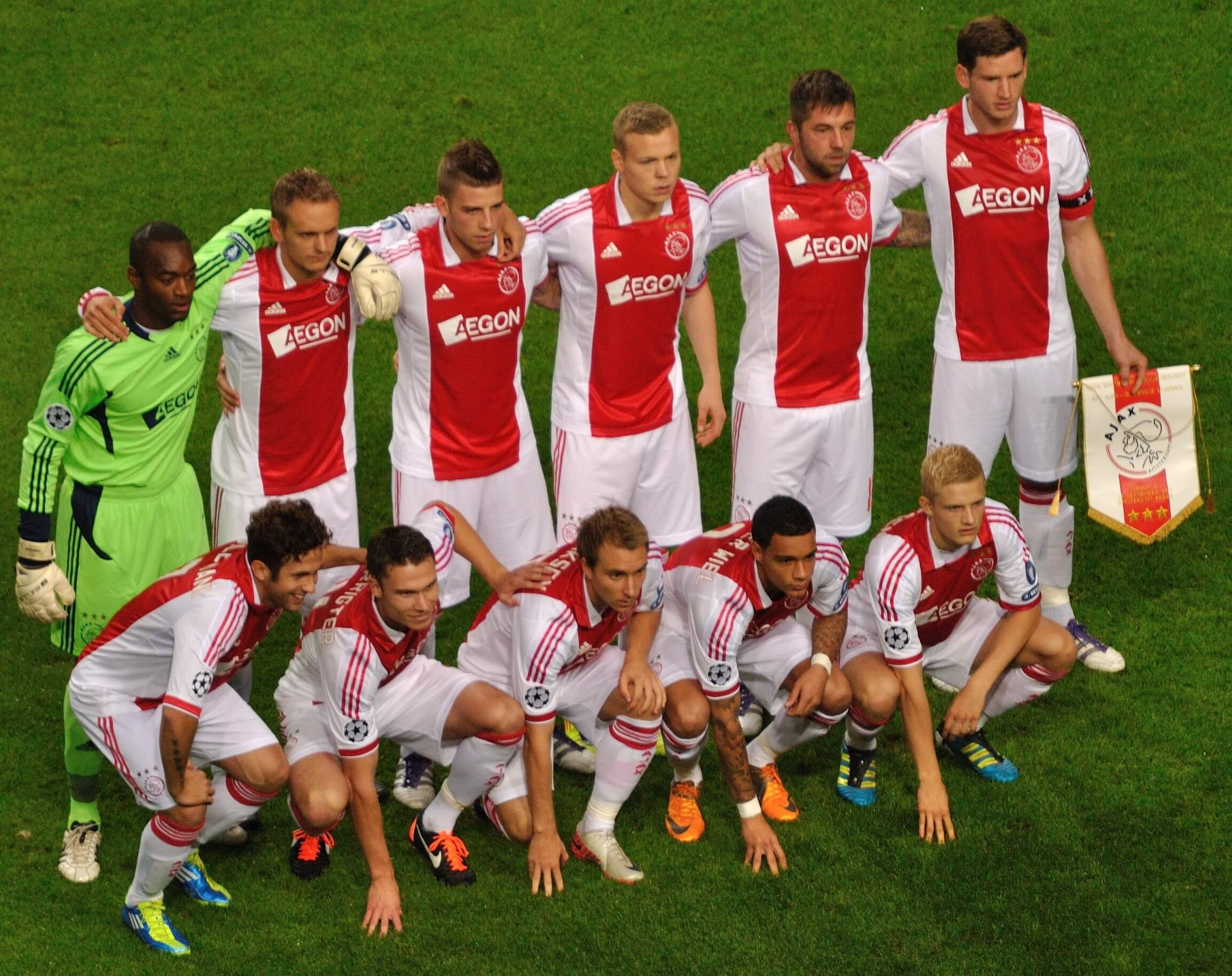 FC Ajax Background