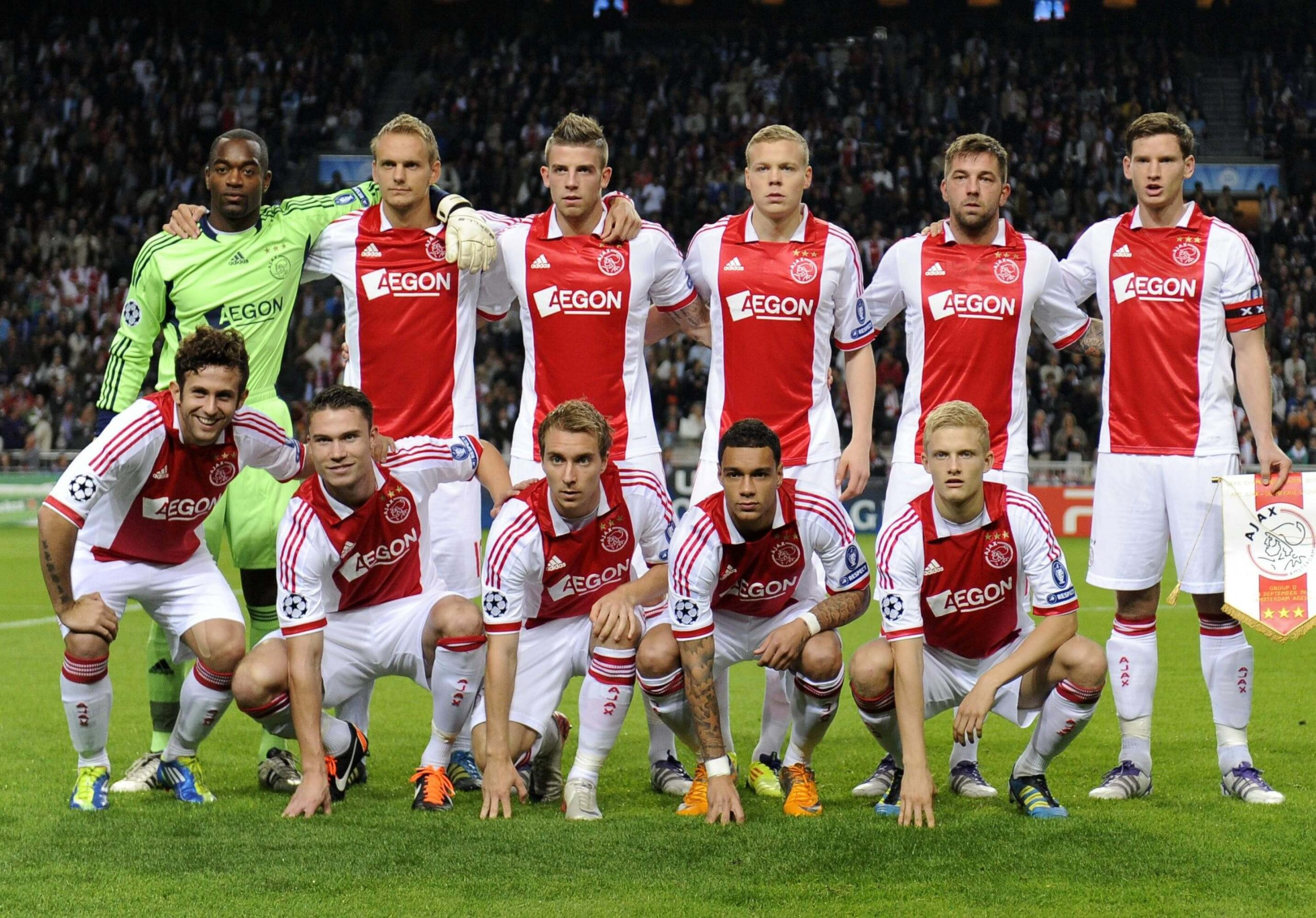 FC Ajax Desktop Wallpapers