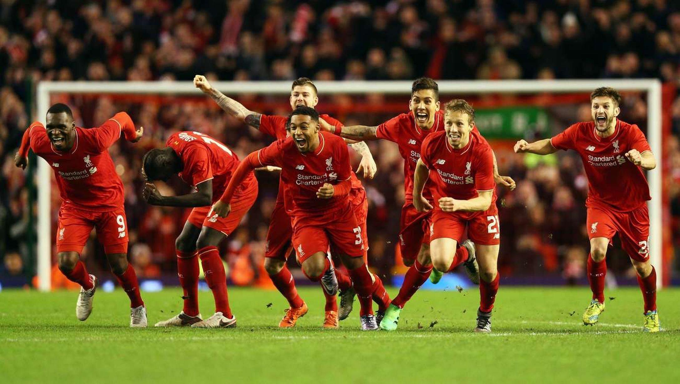 FC Liverpool Desktop