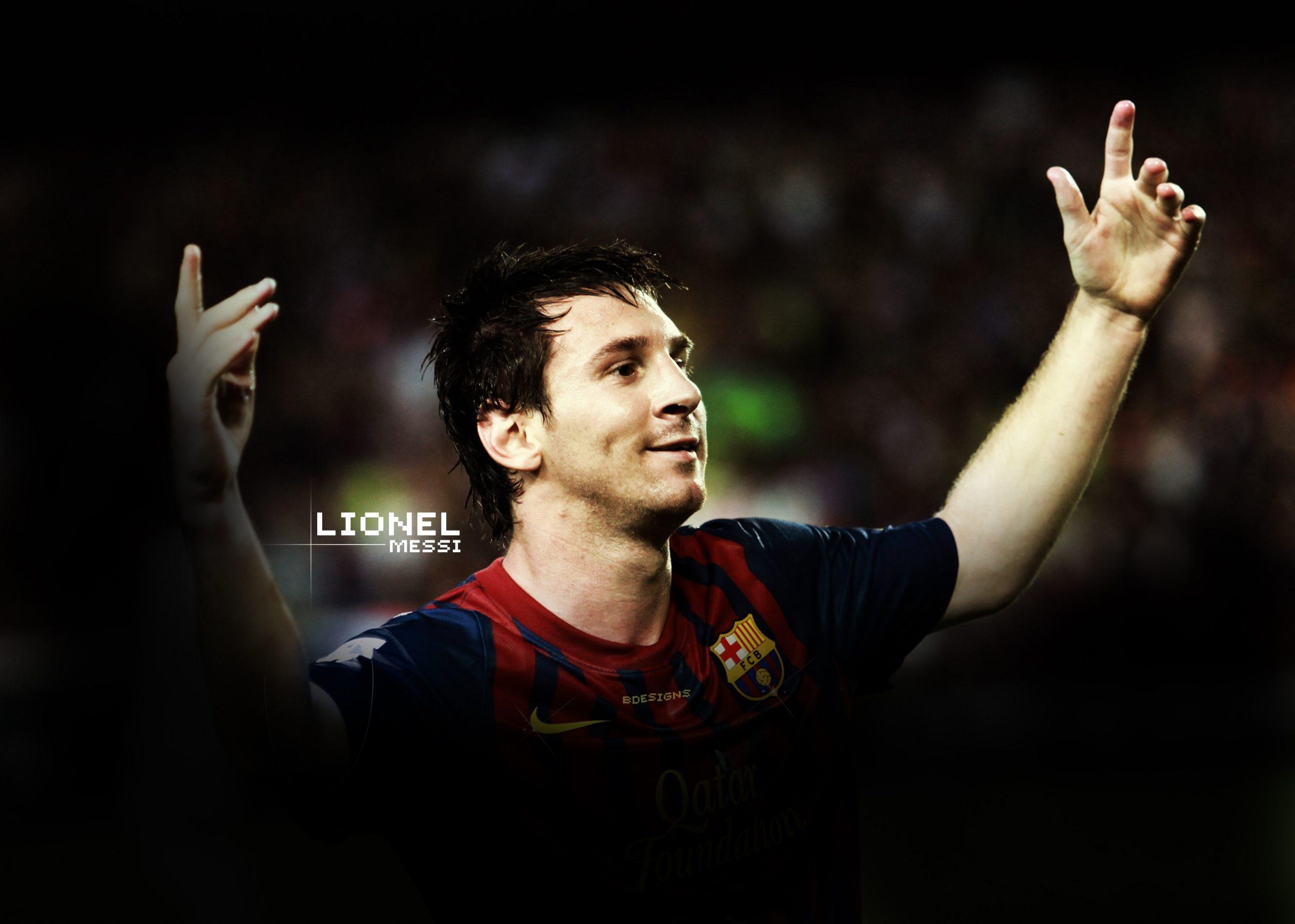 Lionel Messi Background