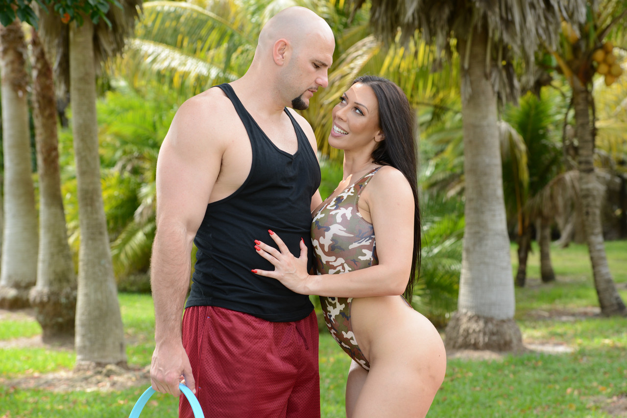 Rachel Starr and her Husband
