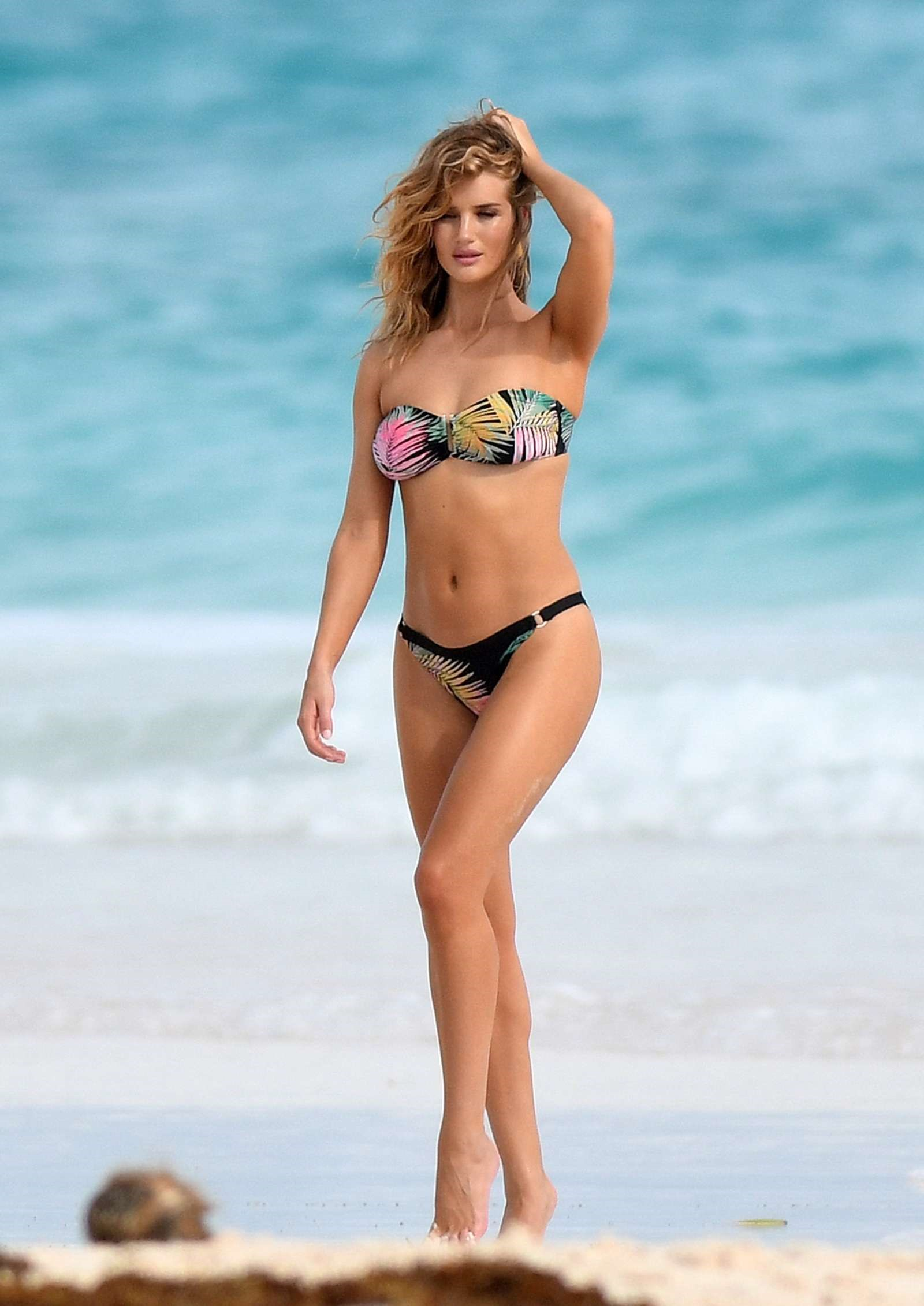 Rosie Huntington Whiteley Bikini Photos