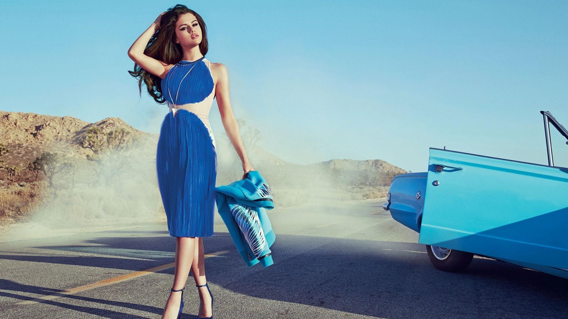 Selena Gomez Computer Wallpapers