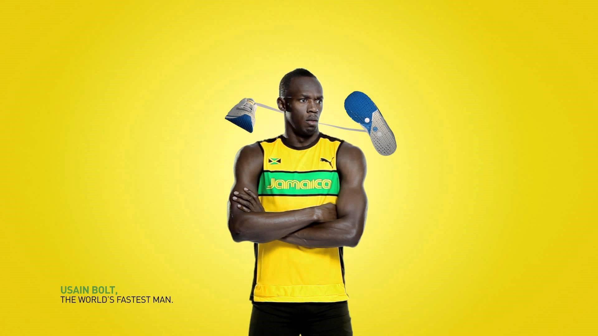 Usain Bolt 16