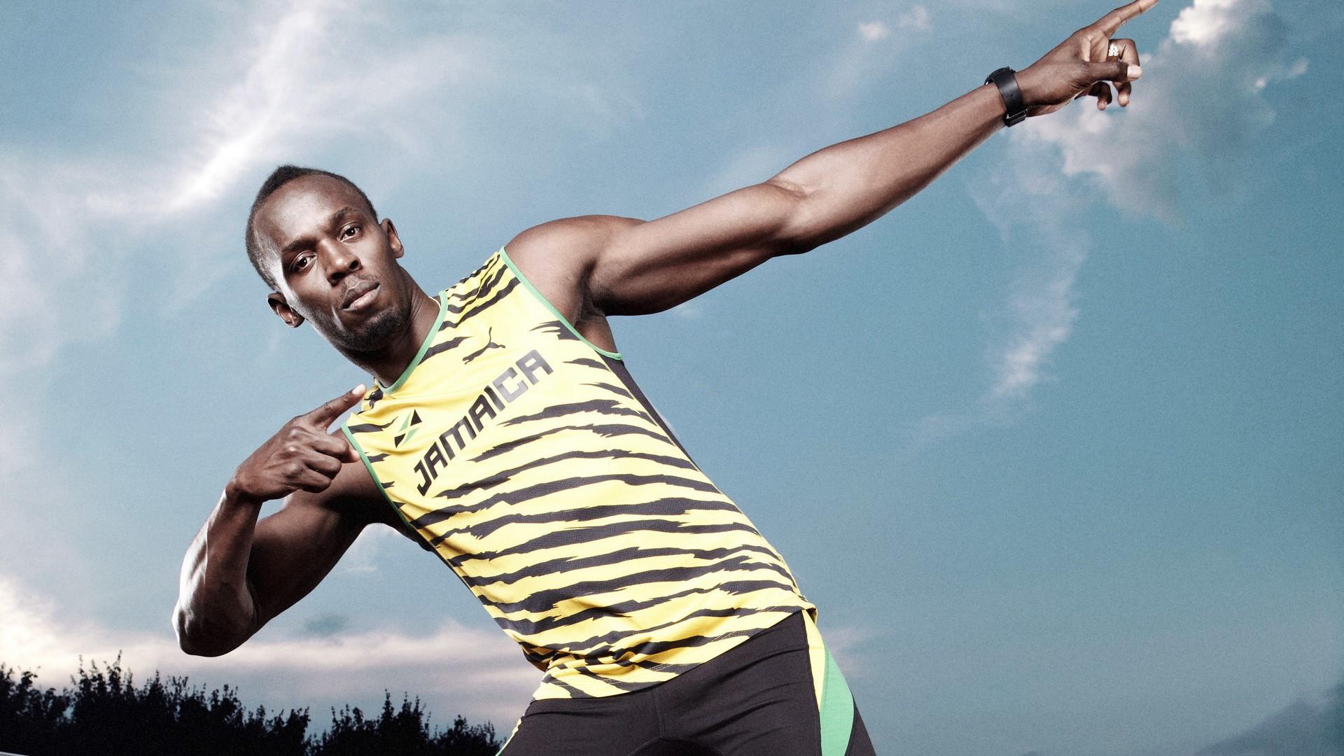 Usain Bolt 19