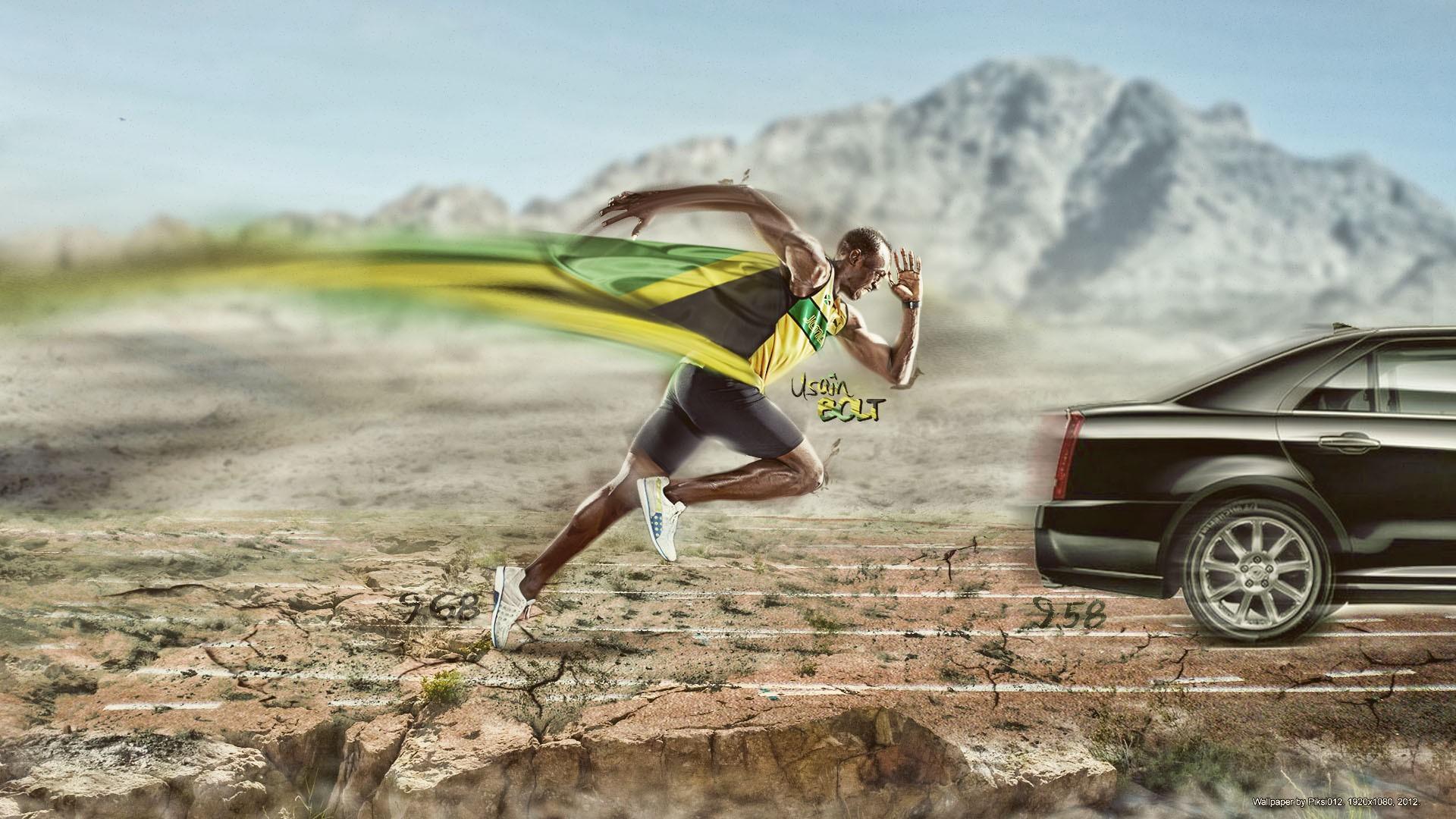 Usain Bolt 9