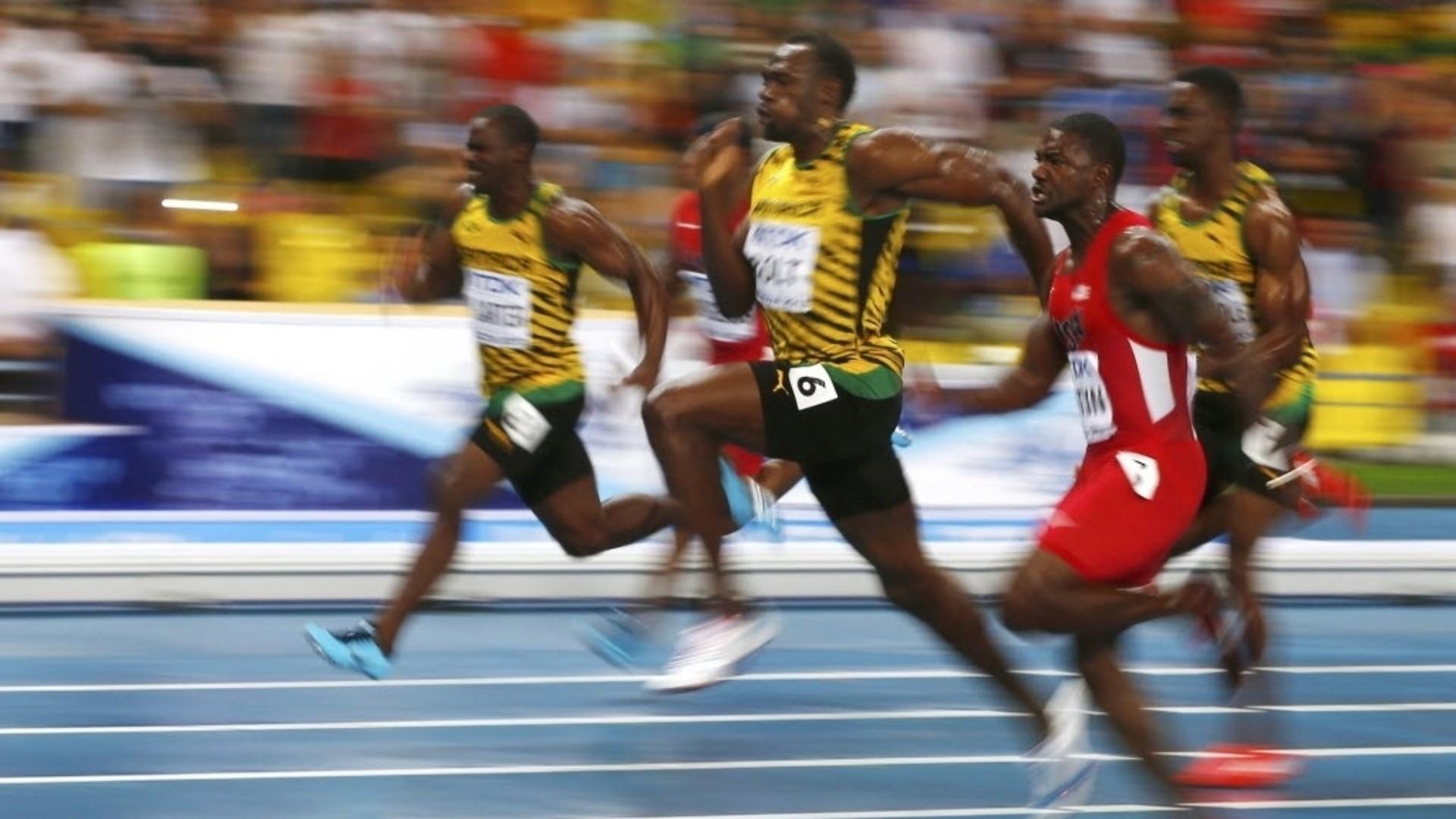 Usain Bolt Desktop