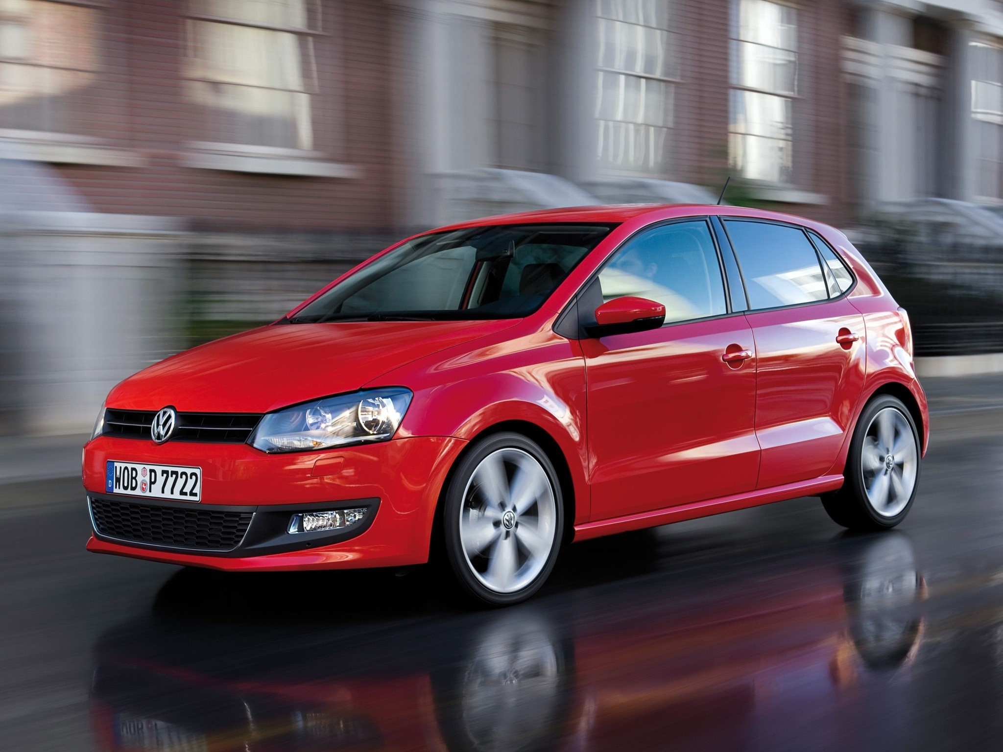 Volkswagen Polo Background image