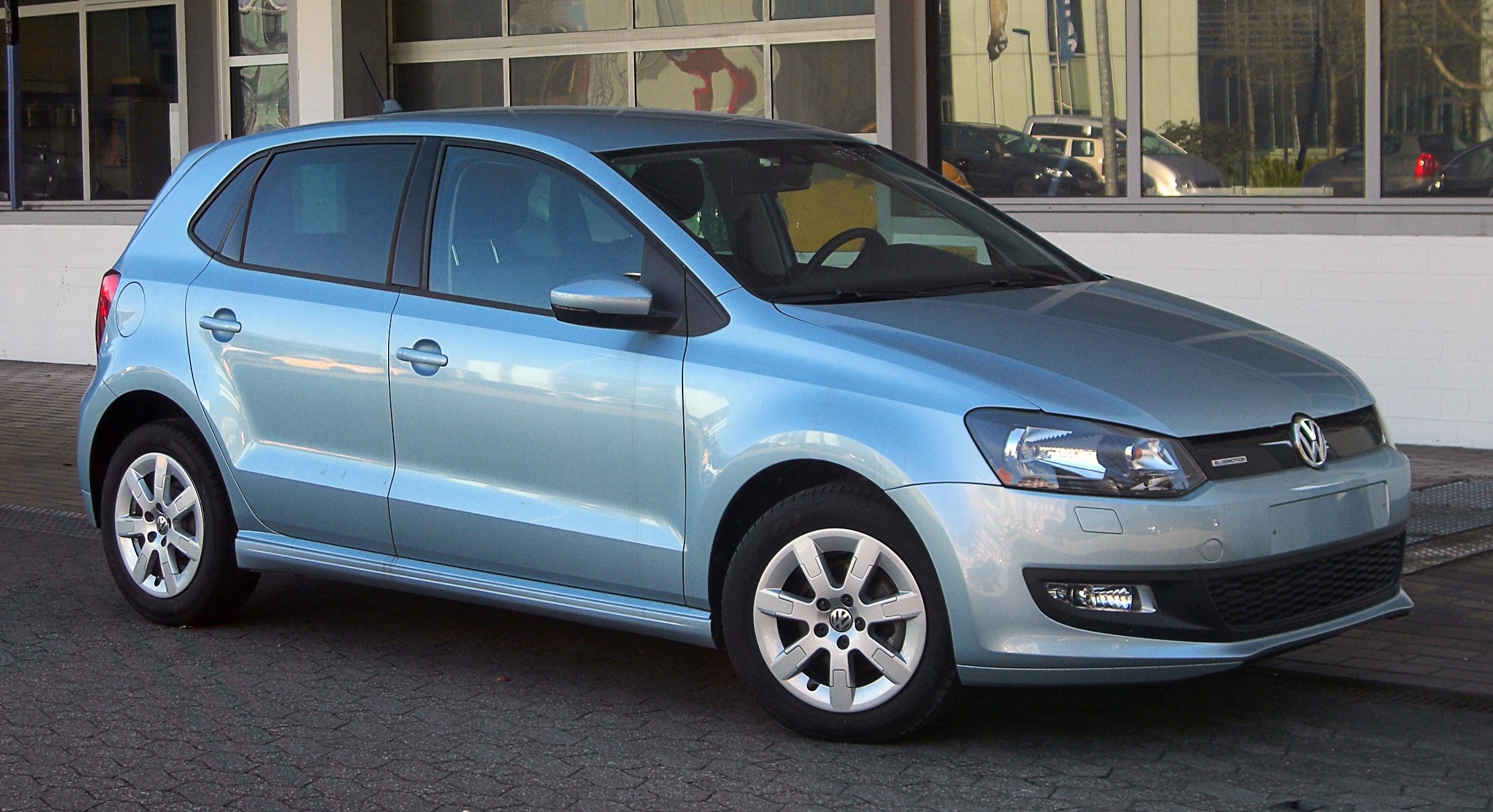 Volkswagen Polo Desktop Wallpapers