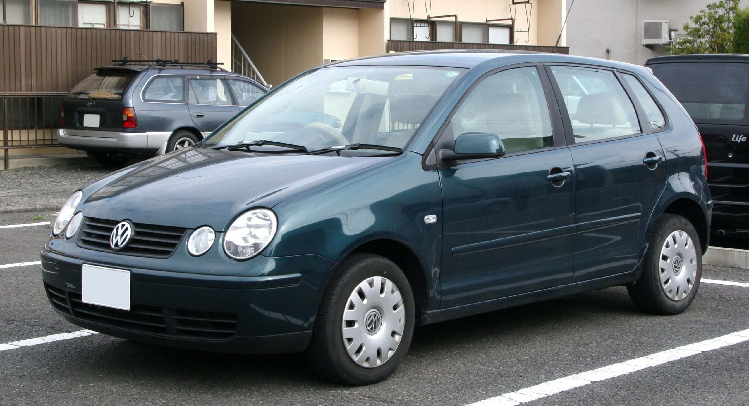 Volkswagen Polo High Definition Wallpapers