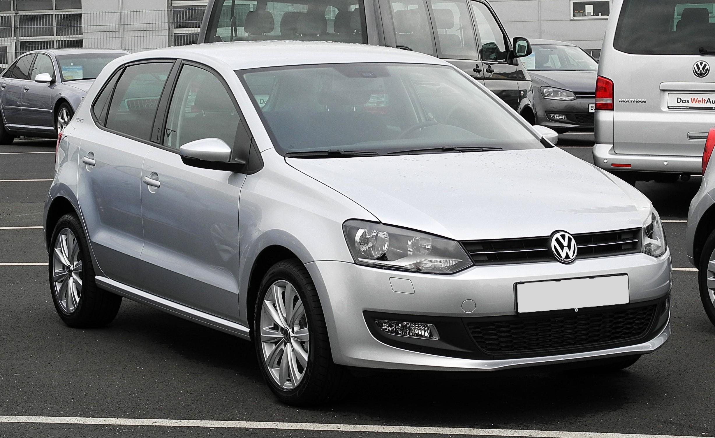Volkswagen Polo Laptop Wallpapers