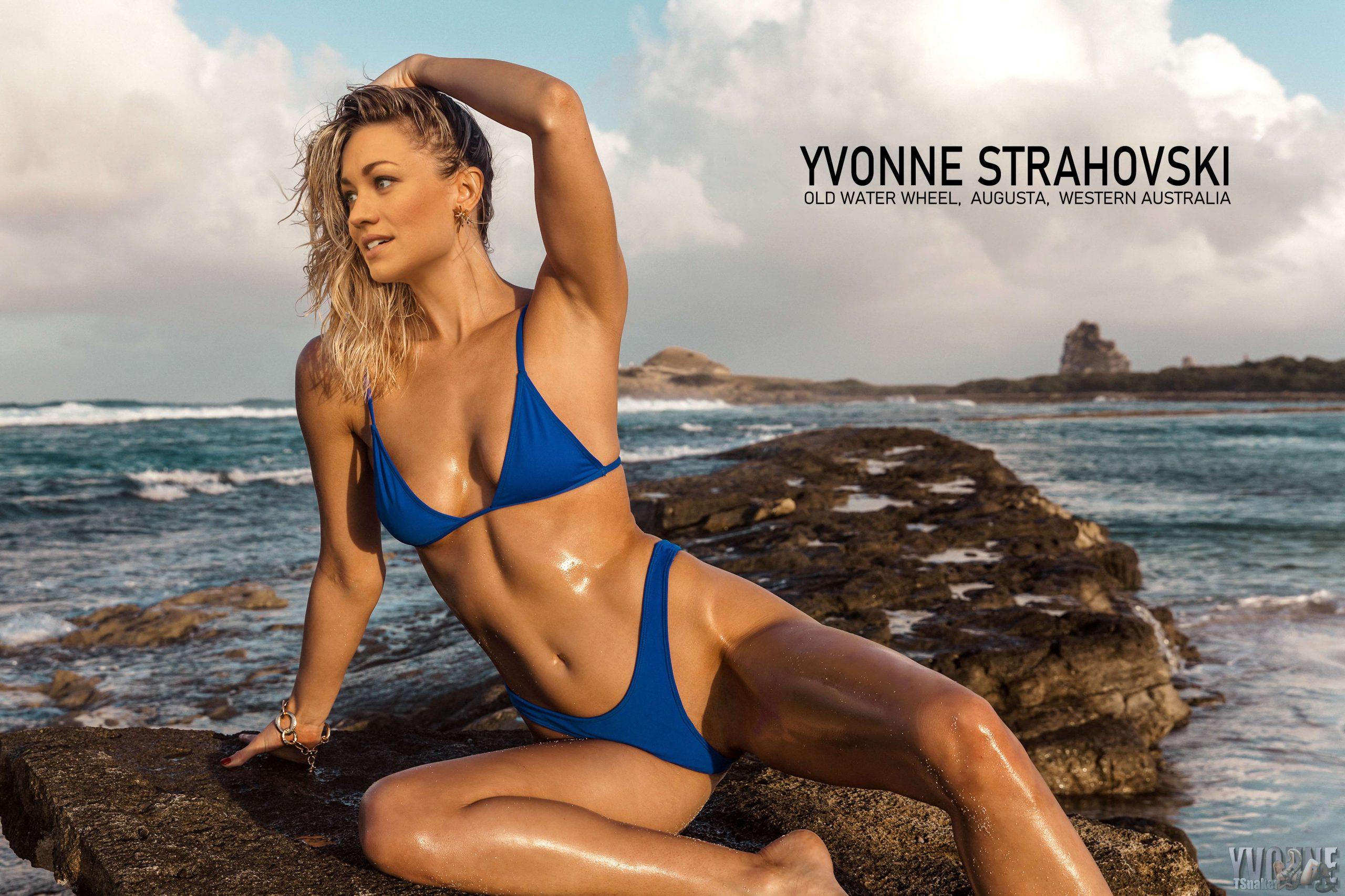 Yvonne Strahovski Full HD