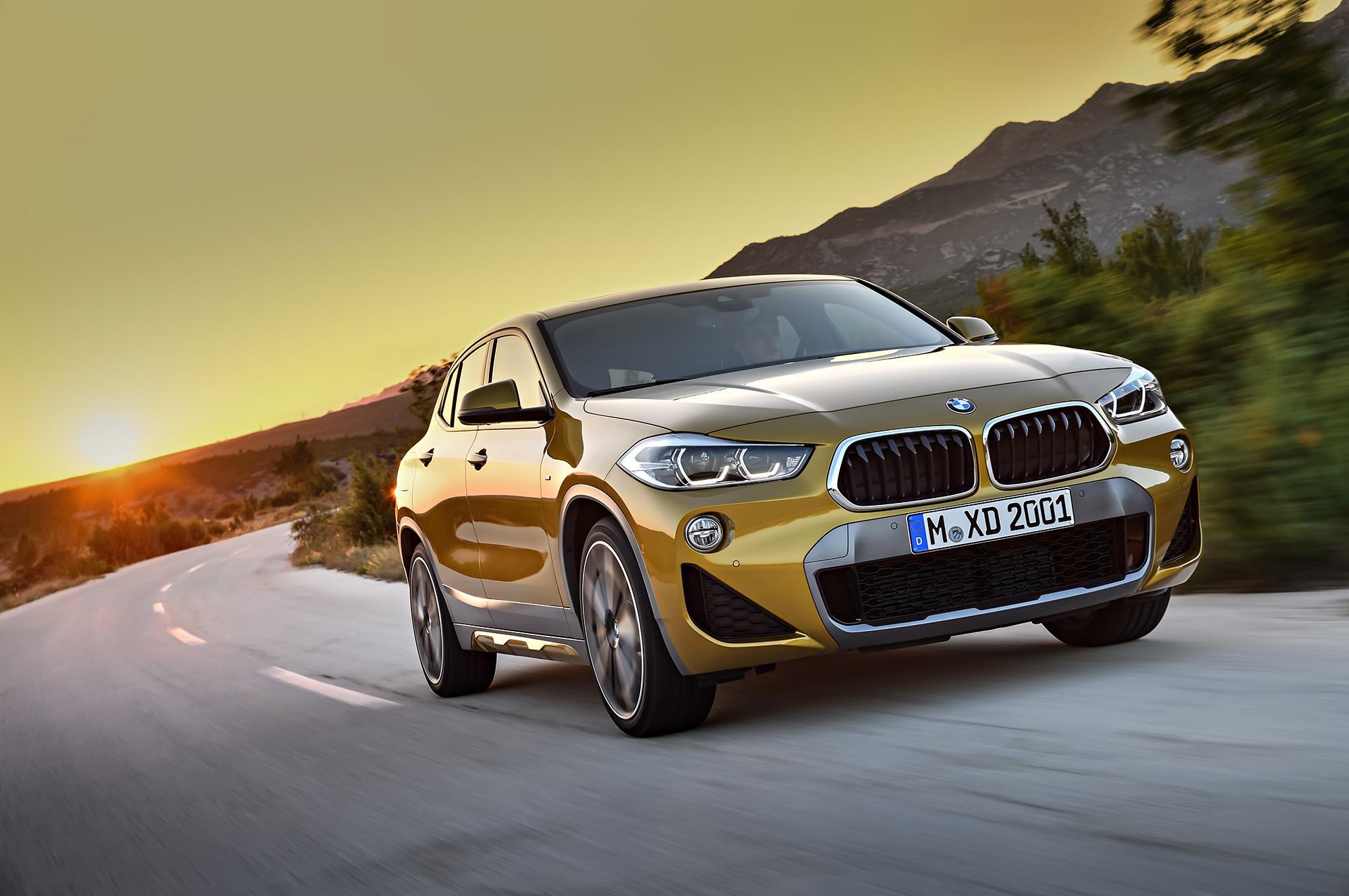 BMW X2 Desktop Wallpapers