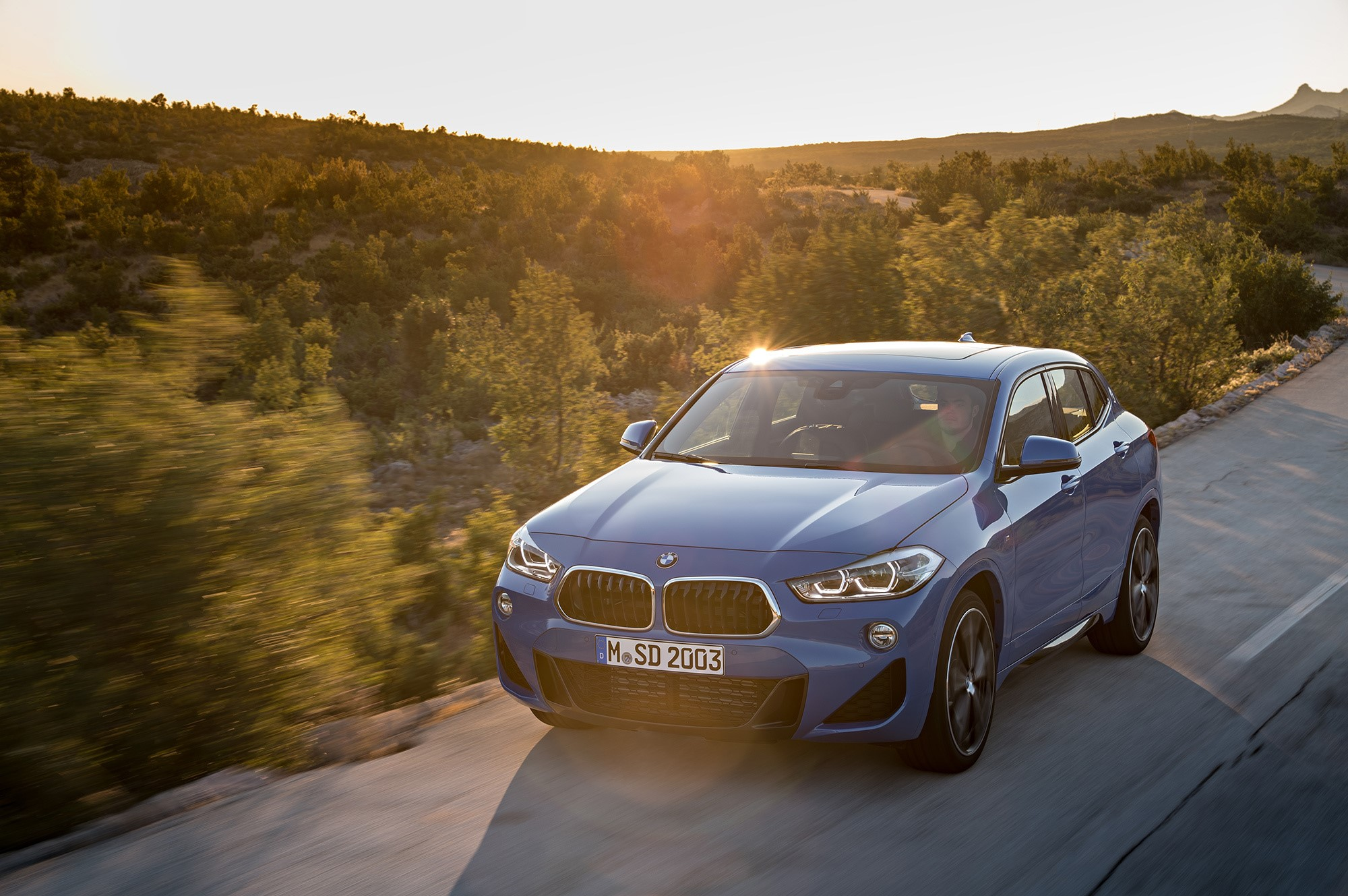 BMW X2 HD Wallpapers