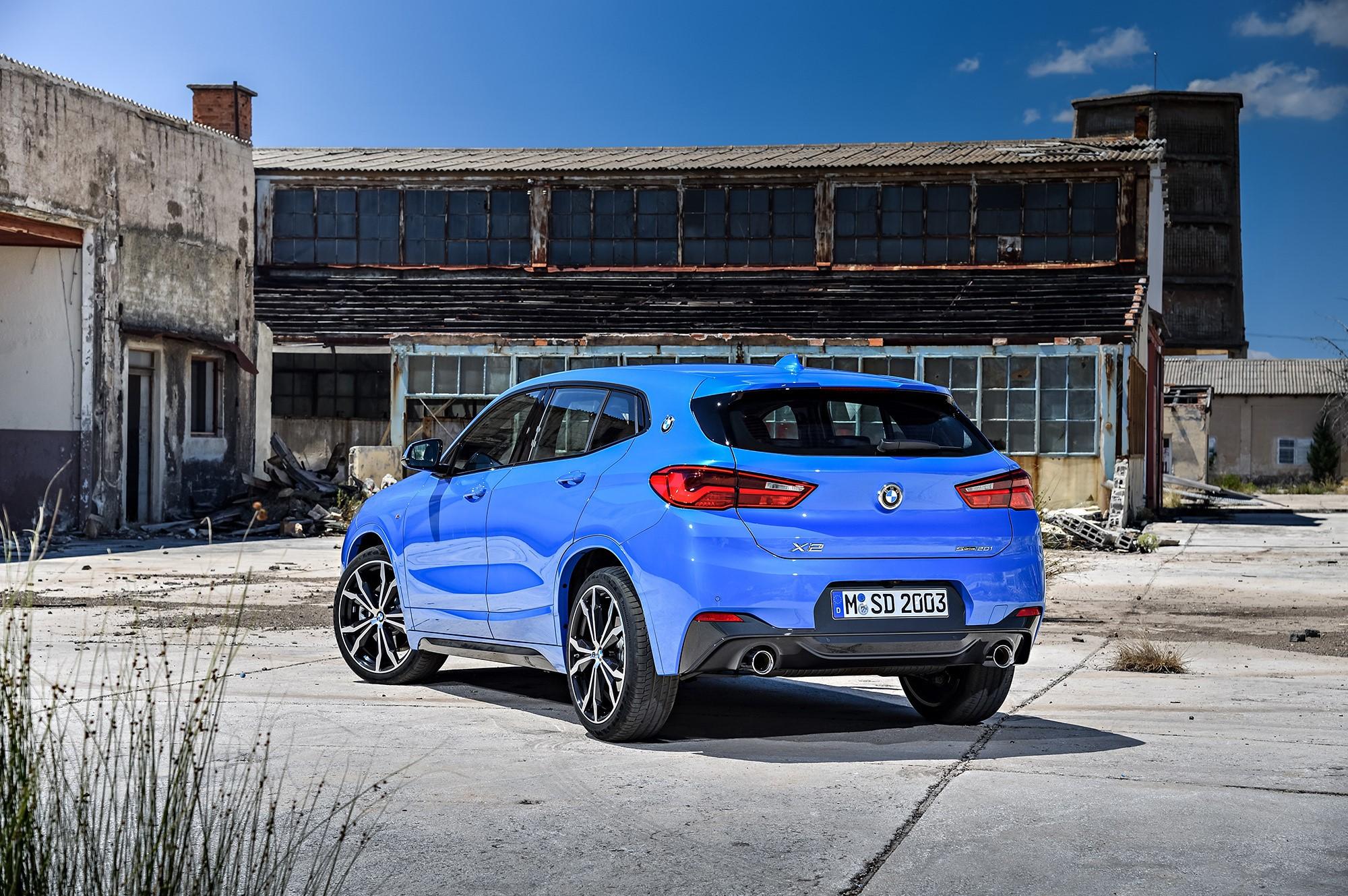 BMW X2 HD