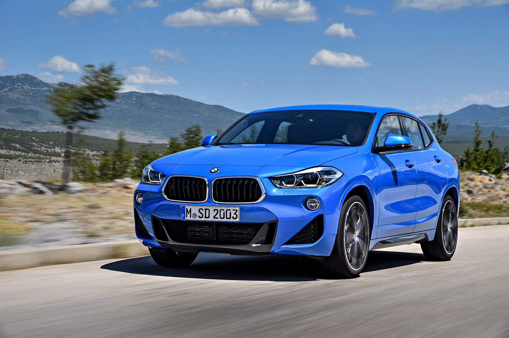 BMW X2 HQ