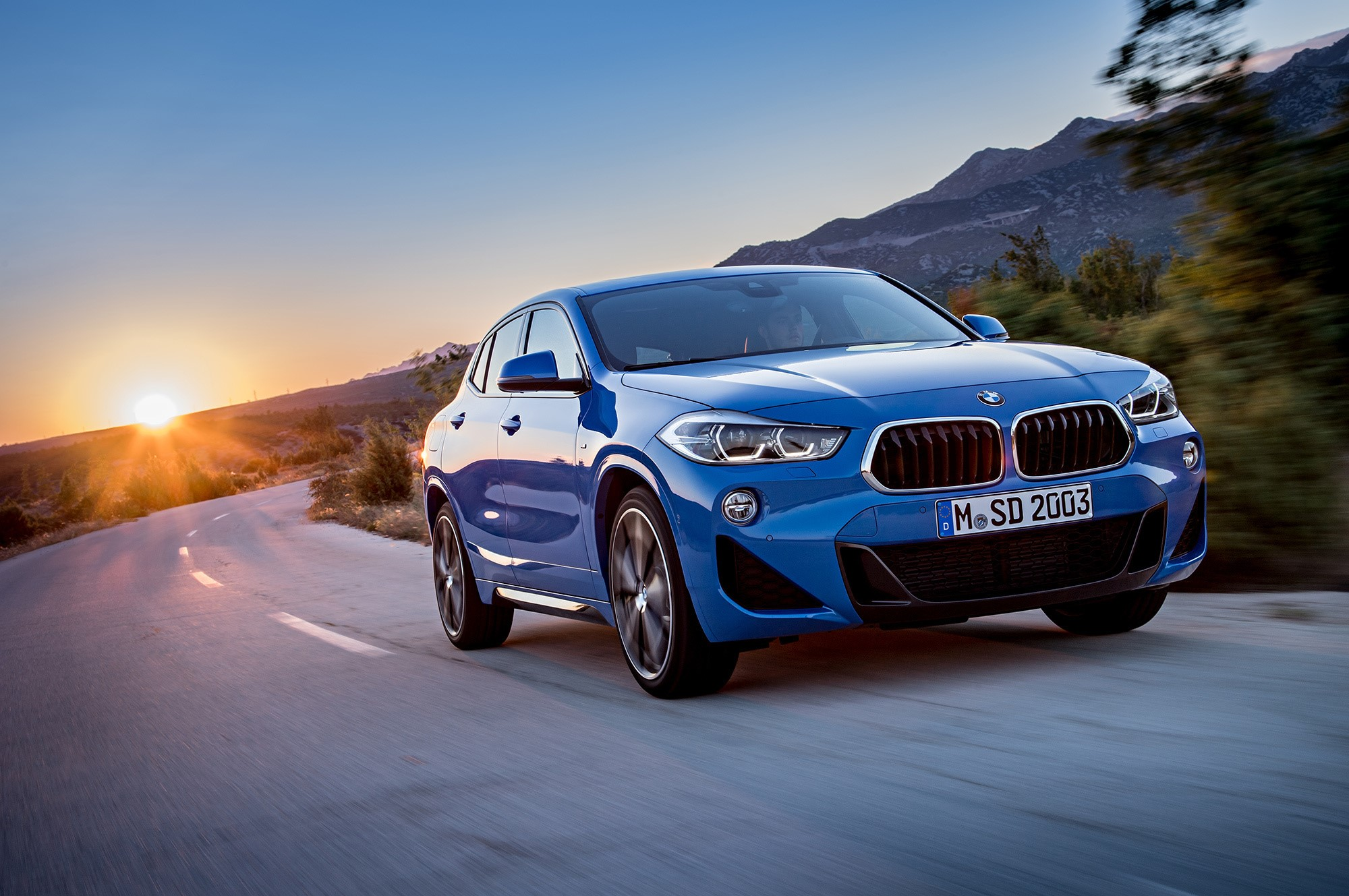BMW X2 High Quality Wallpapers