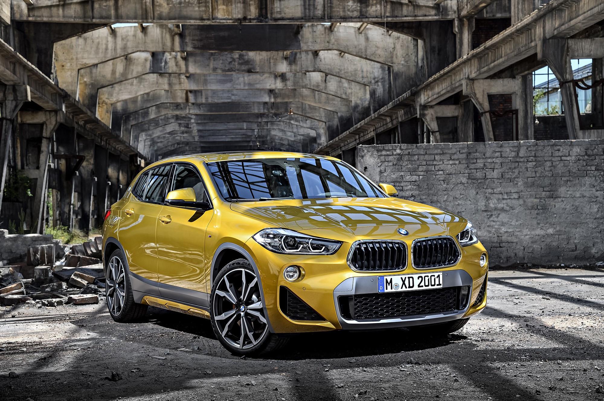 BMW X2 Pics