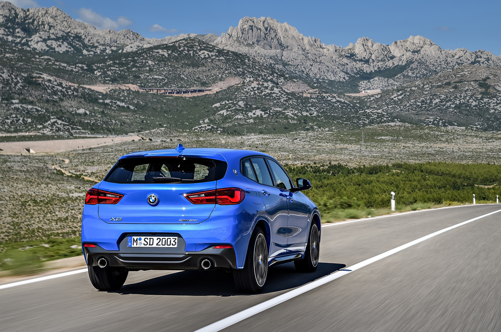 BMW X2 Wallpapers 2