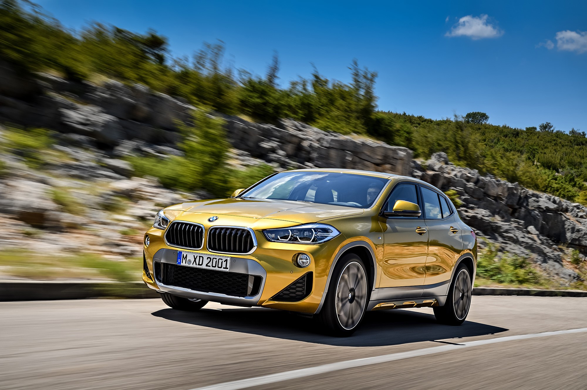 BMW X2 Wallpapers 3