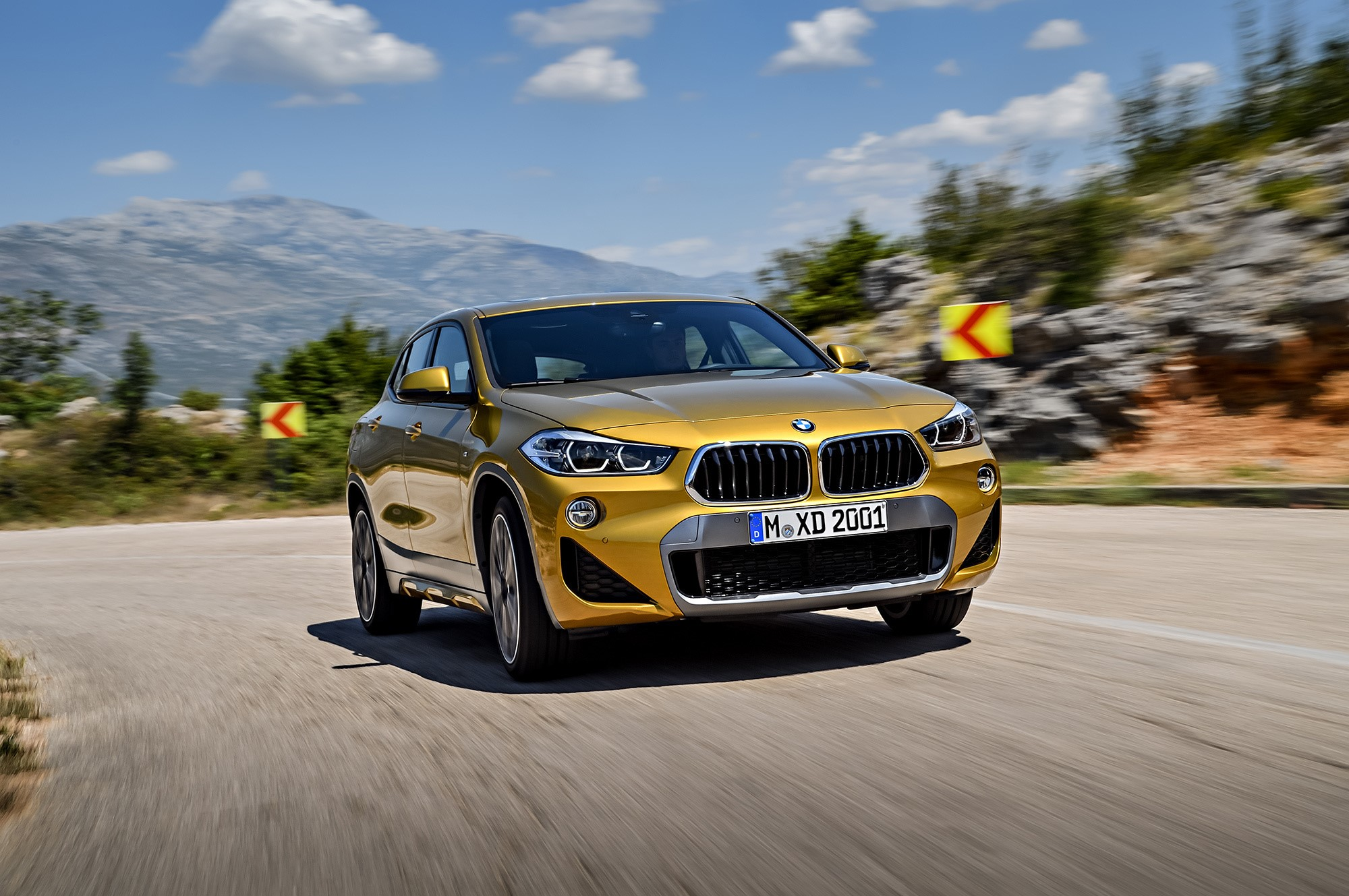 BMW X2 Wallpapers 4