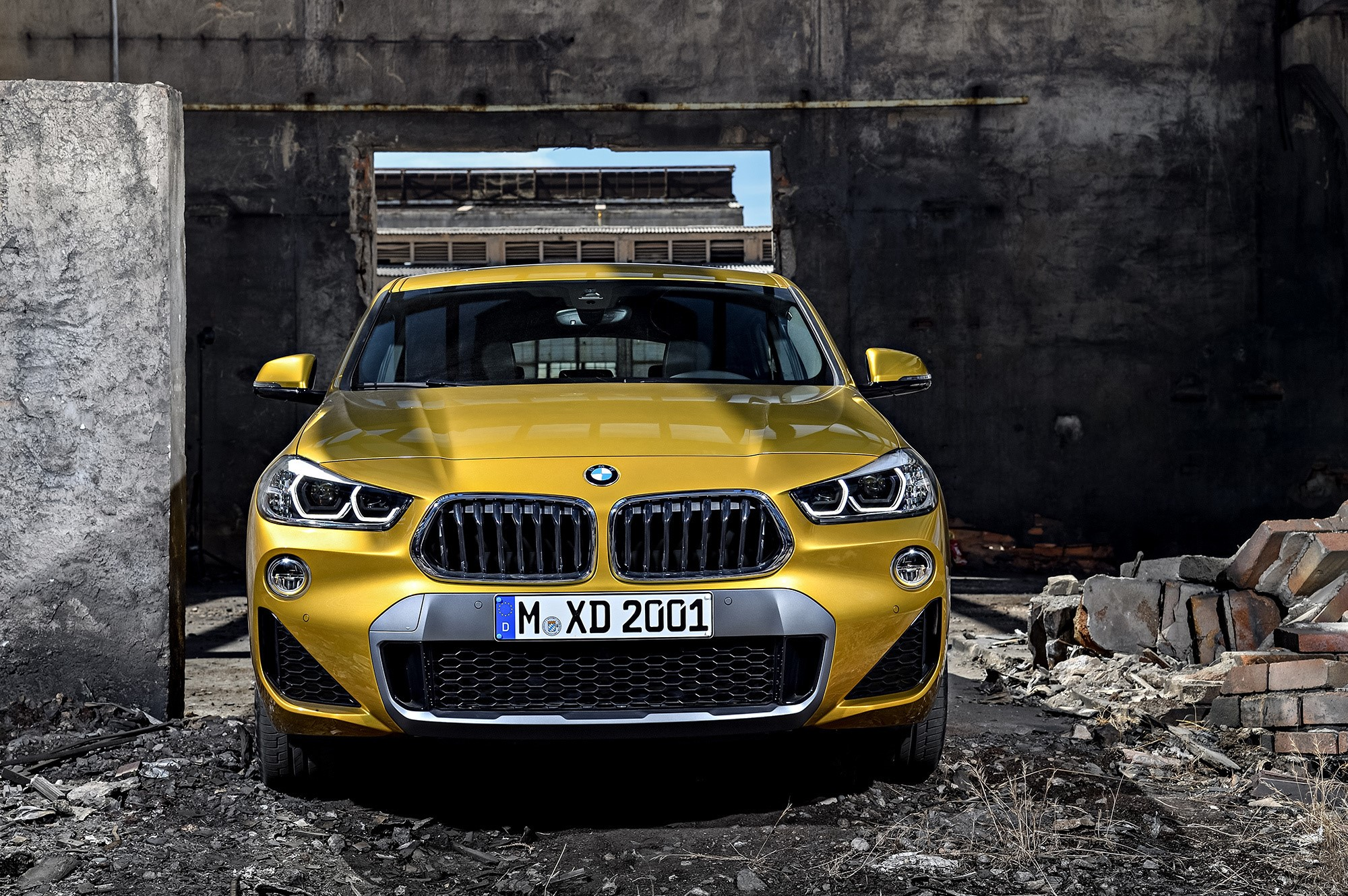 BMW X2 Windows Wallpapers