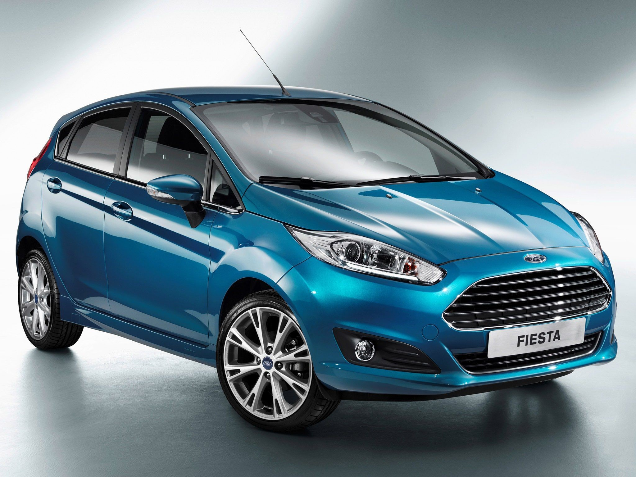 Ford Fiesta Background image