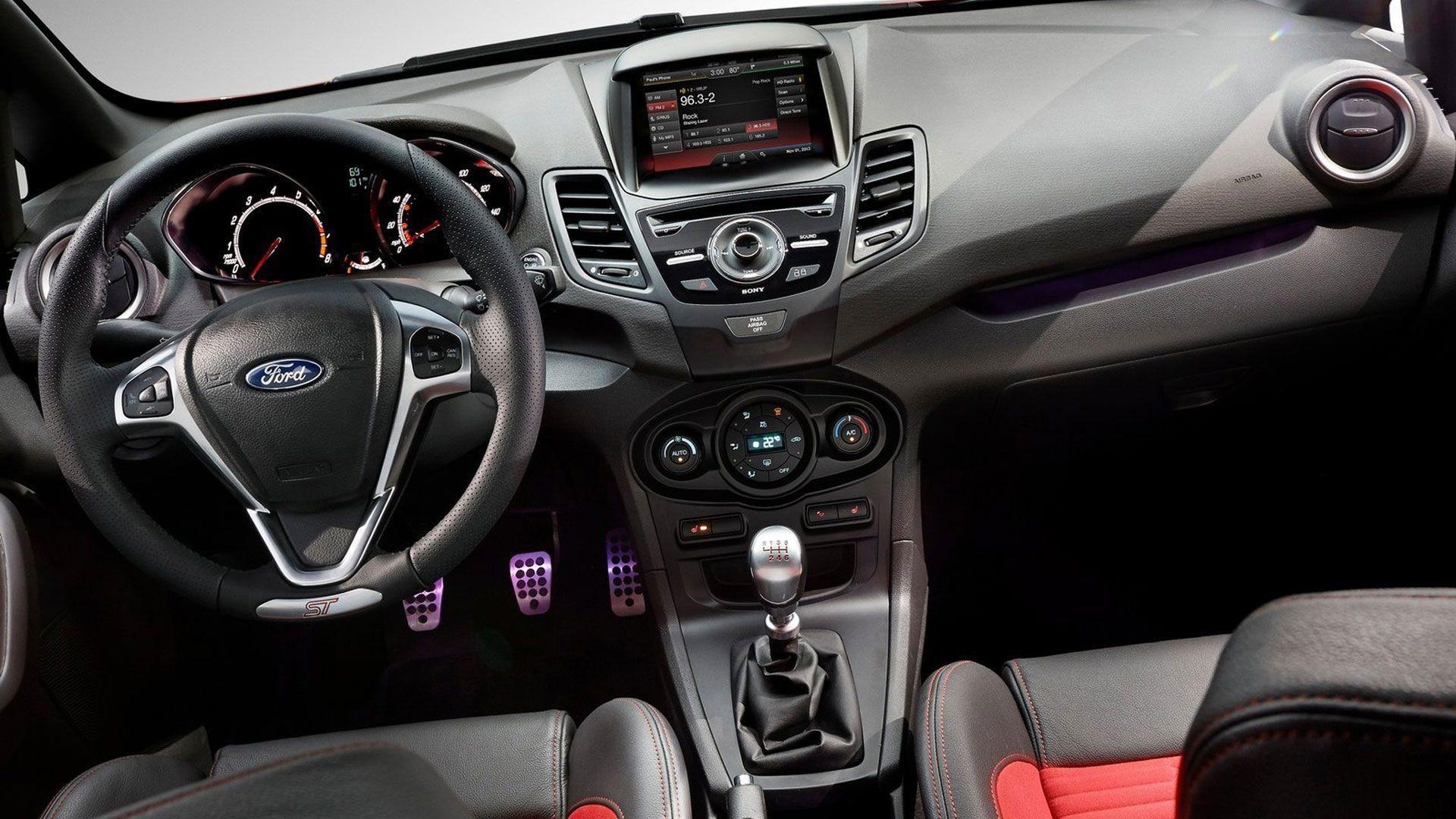 Ford Fiesta Desktop