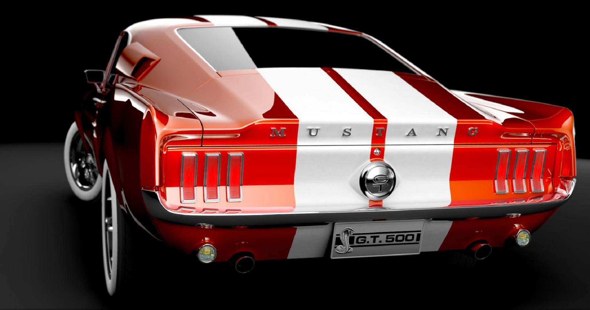 Ford Mustang Laptop Wallpapers