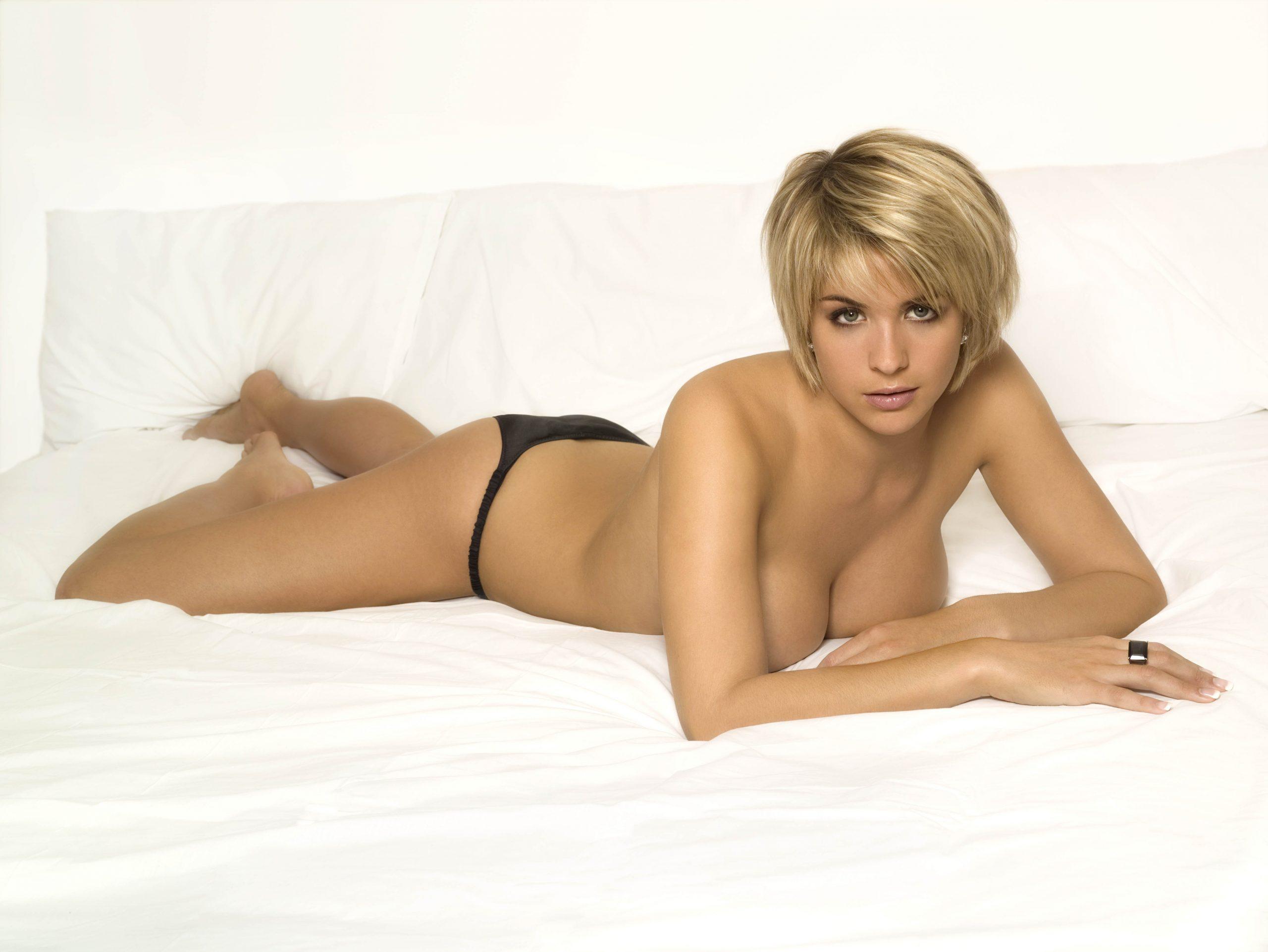 Gemma Atkinson Nude Wallpapers