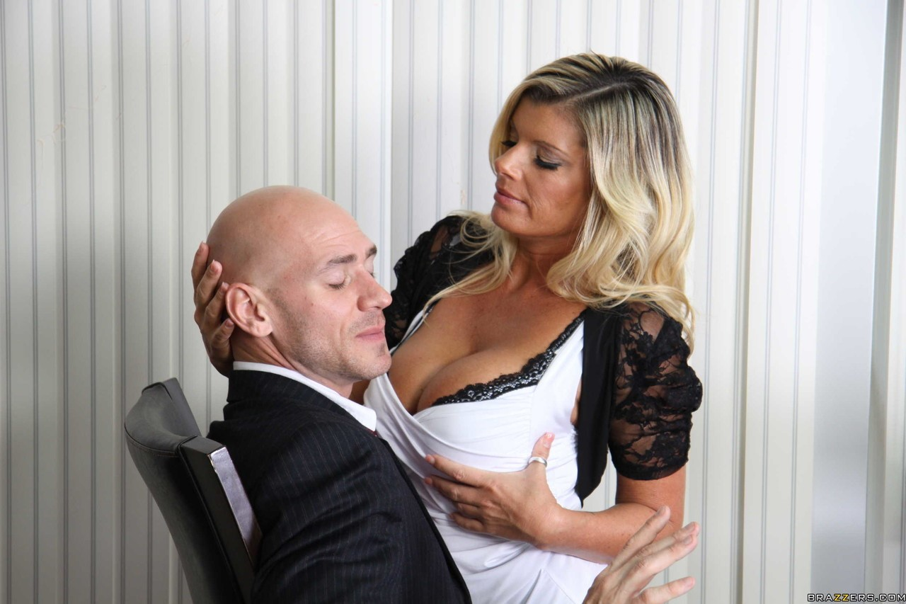 Kristal Summers and her Husband