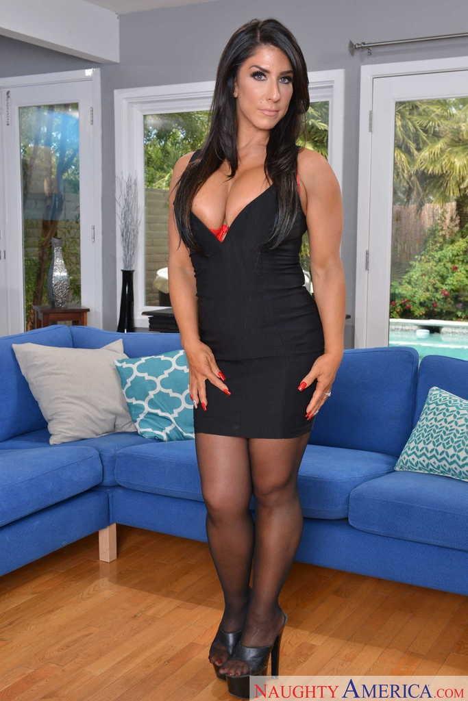 Raven Hart Black Dress
