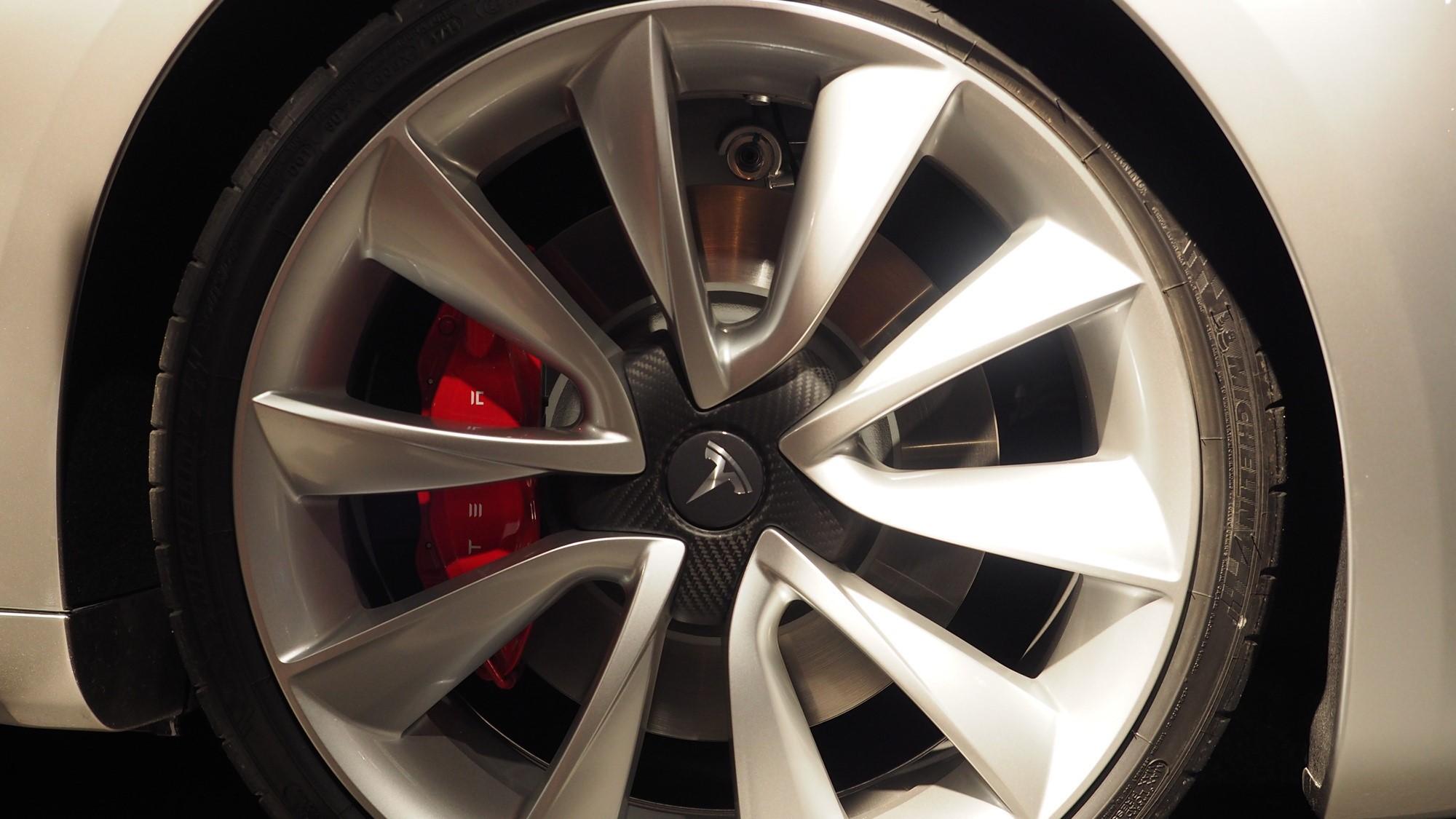 Tesla Model 3 Background images